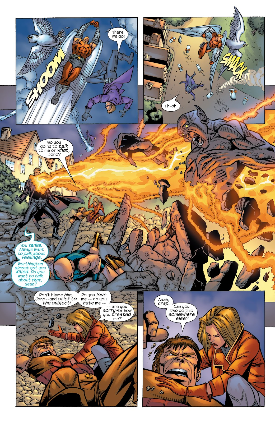 Read online X-Men: Unstoppable comic -  Issue # TPB (Part 4) - 62