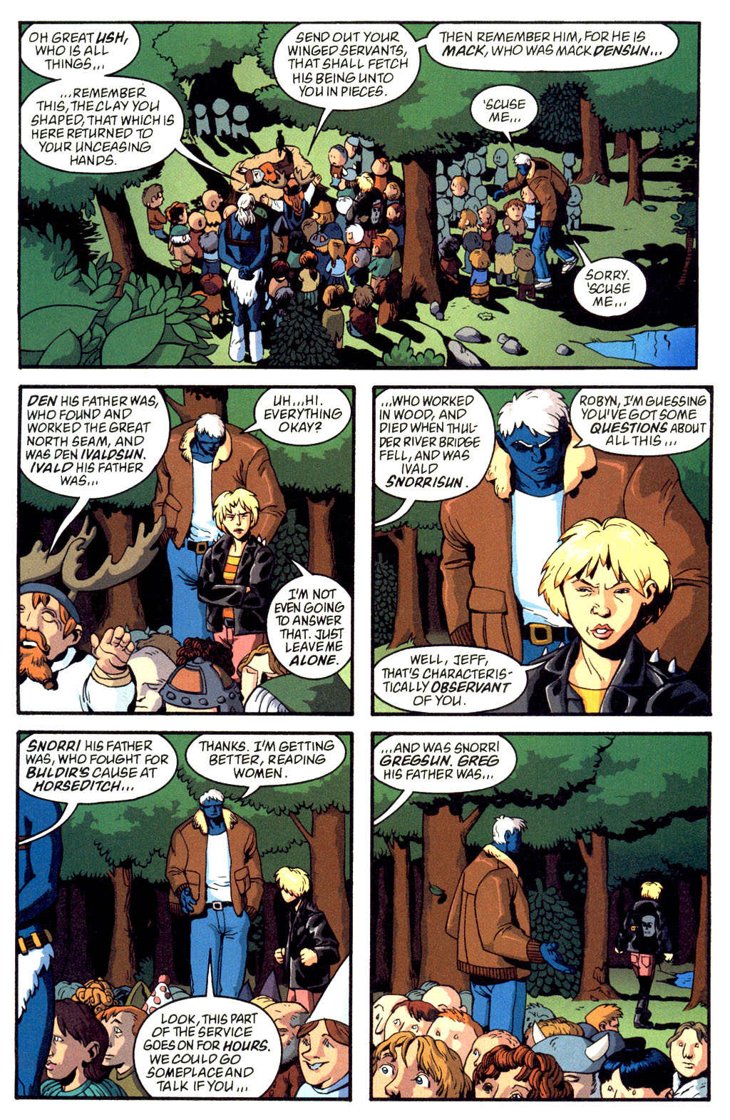 Read online Smax comic -  Issue #2 - 5