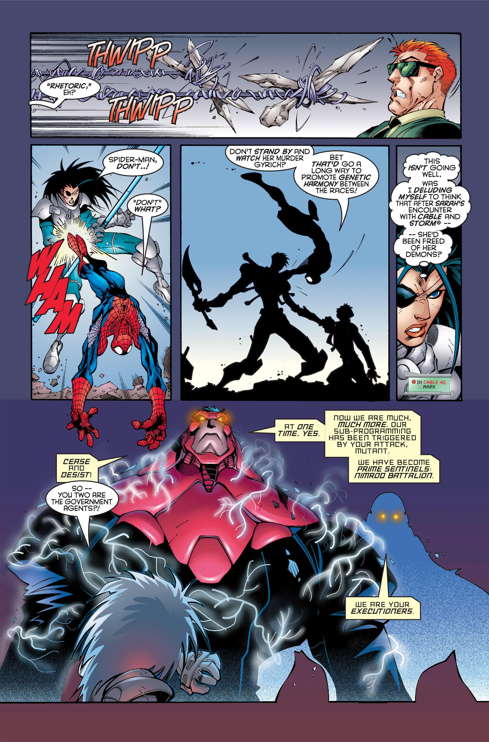 Read online Uncanny X-Men (1963) comic -  Issue #346 - 13
