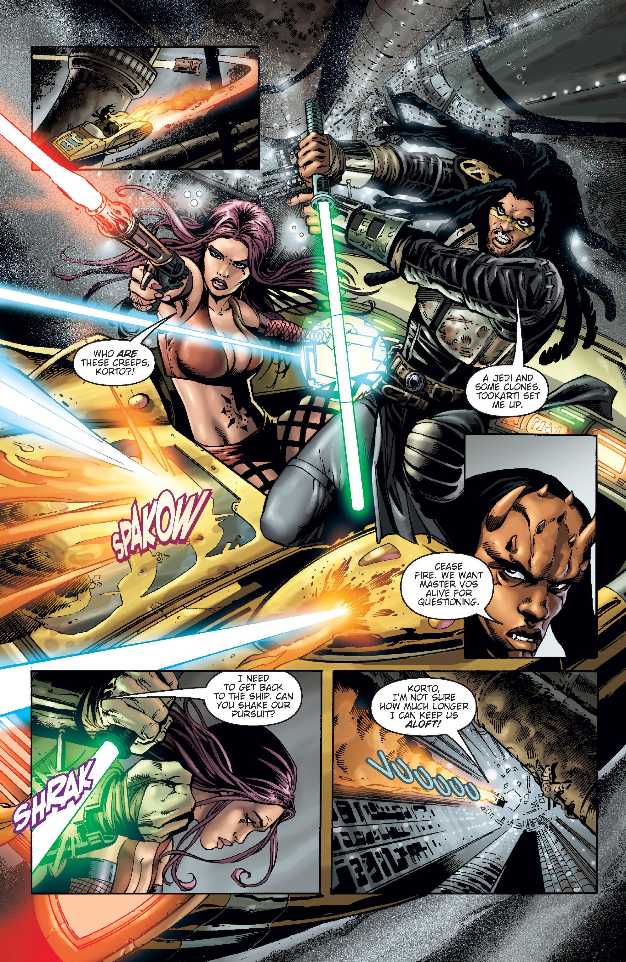 Read online Star Wars Omnibus comic -  Issue # Vol. 24 - 259