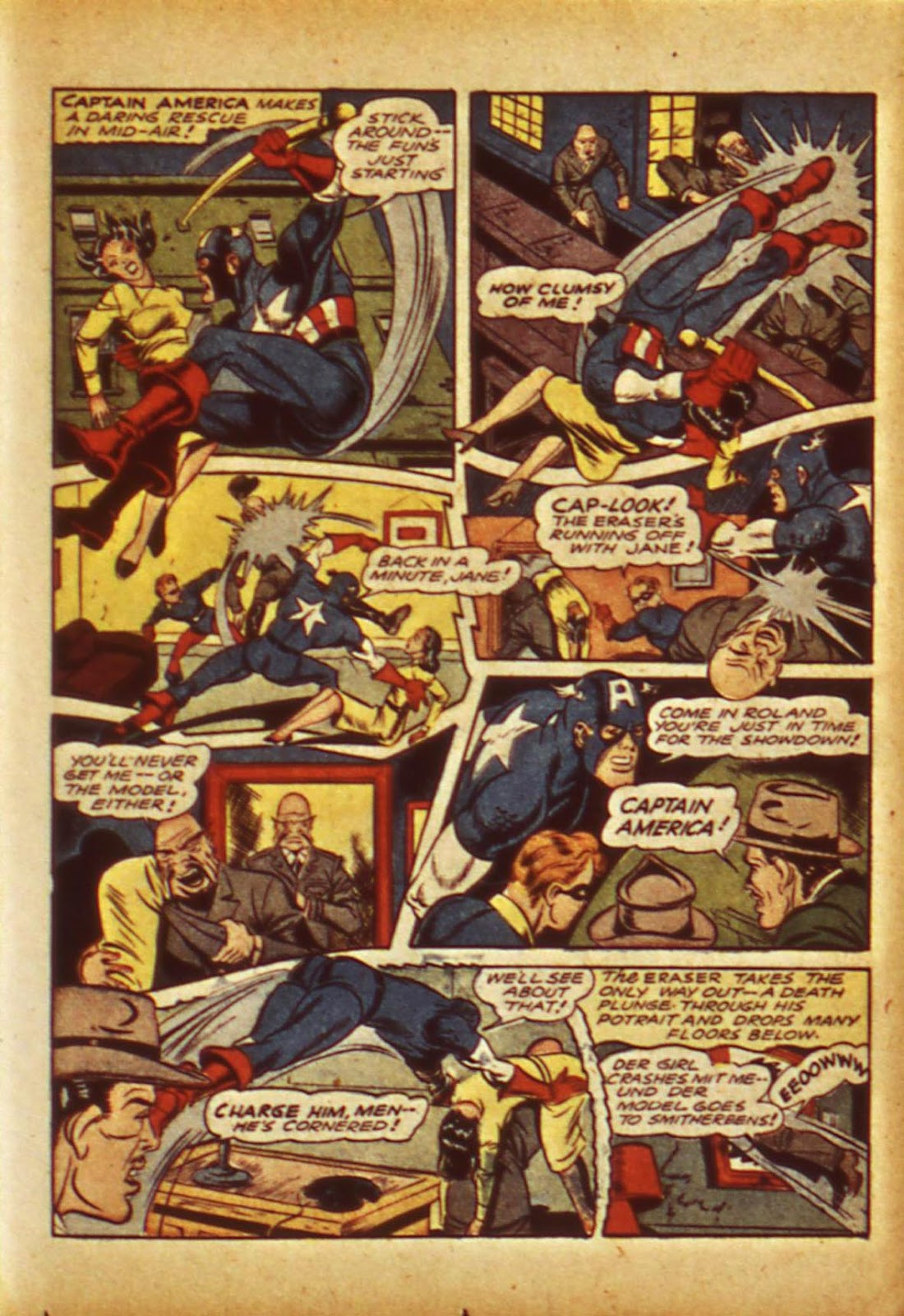 USA Comics issue 7 - Page 21