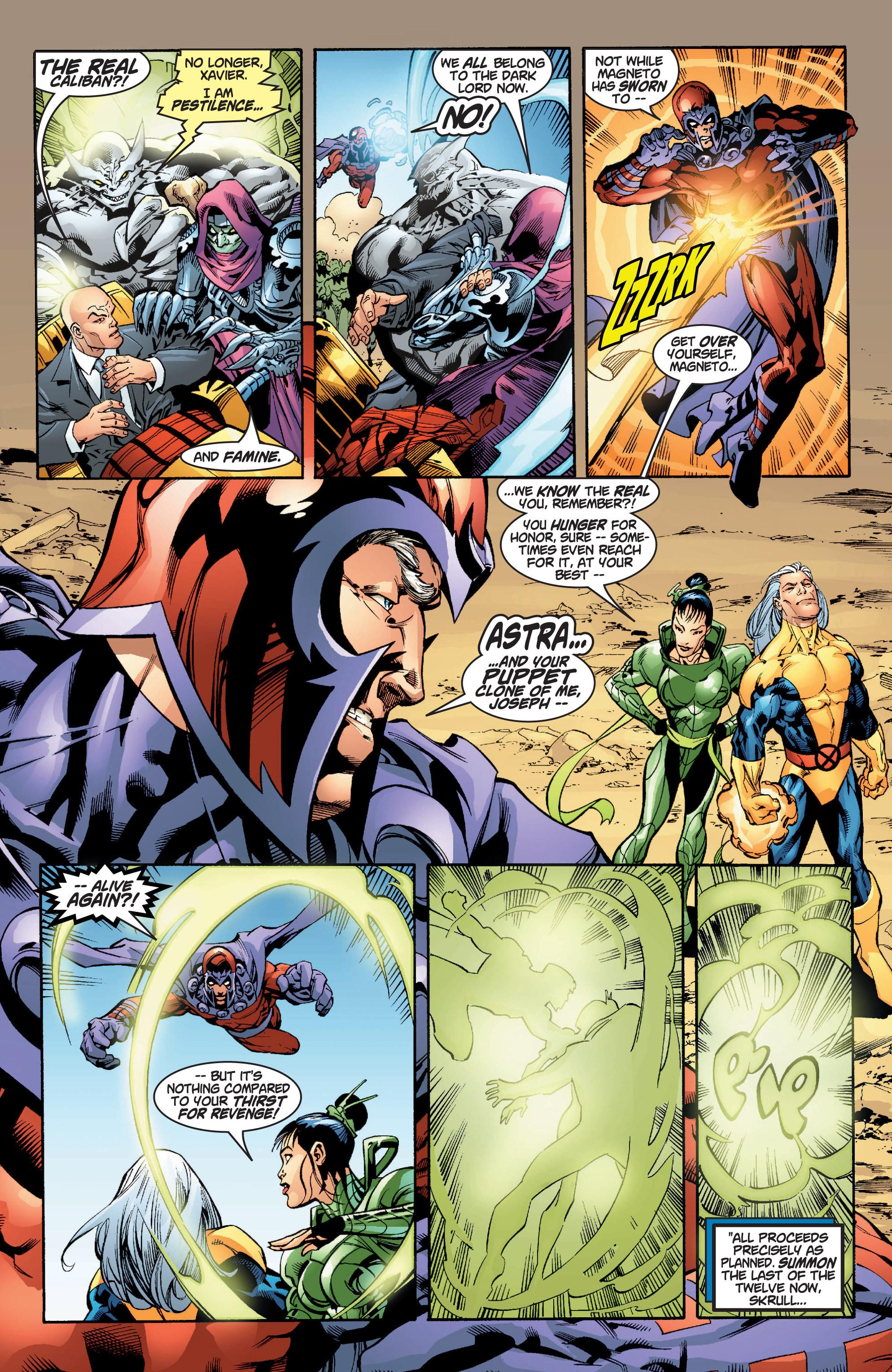 Read online Uncanny X-Men (1963) comic -  Issue #377 - 7