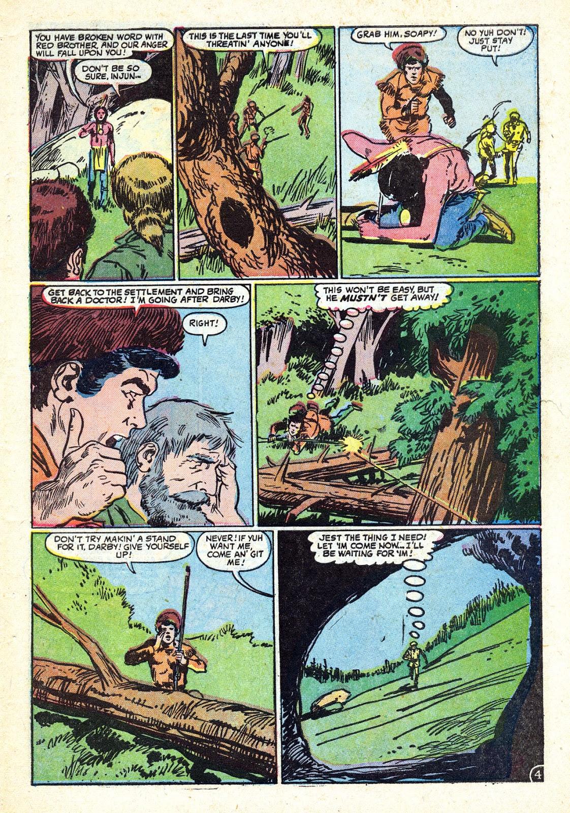 Gunsmoke Western issue 34 - Page 31