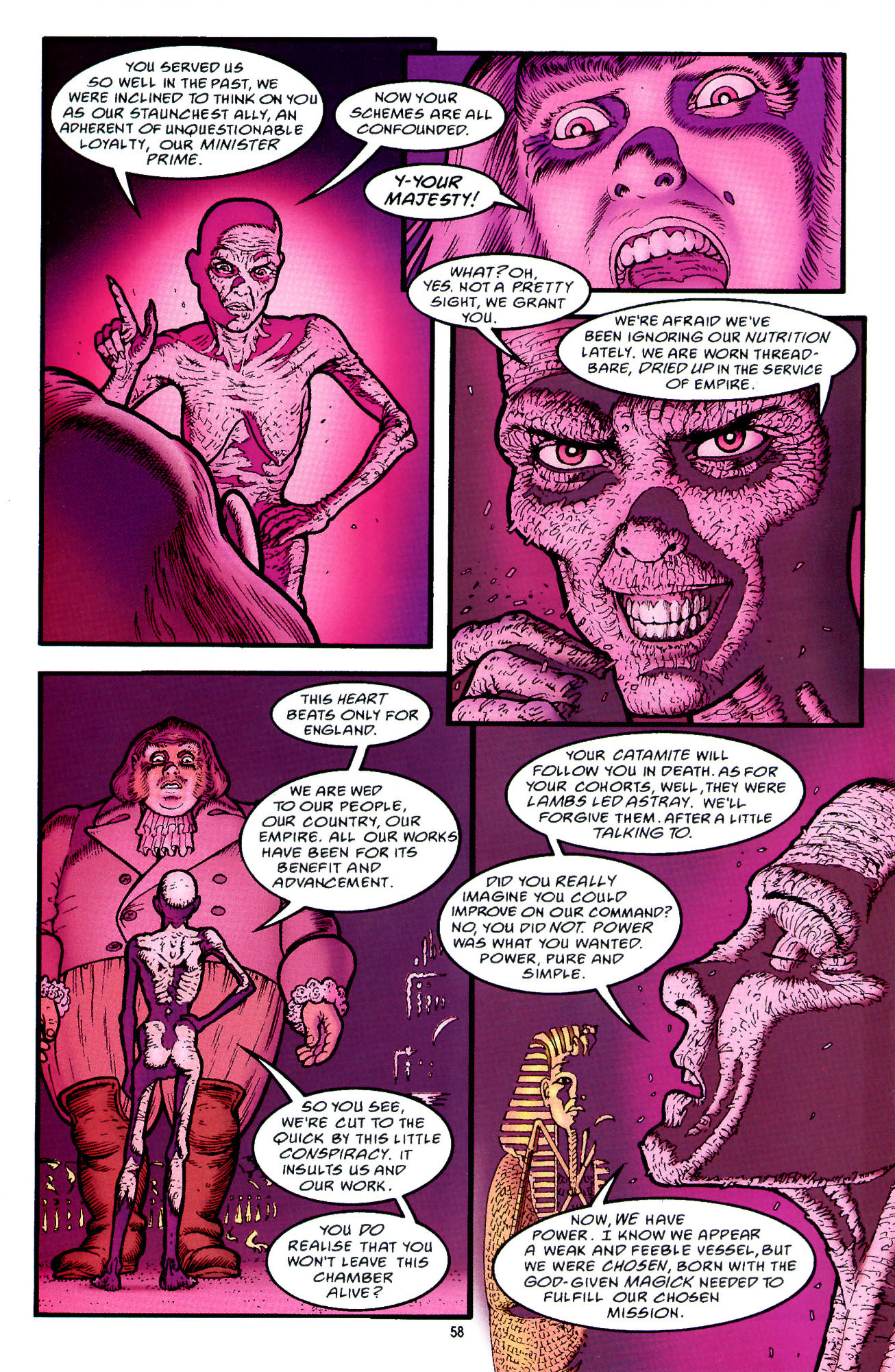 Read online Heart of Empire comic -  Issue #2 - 26