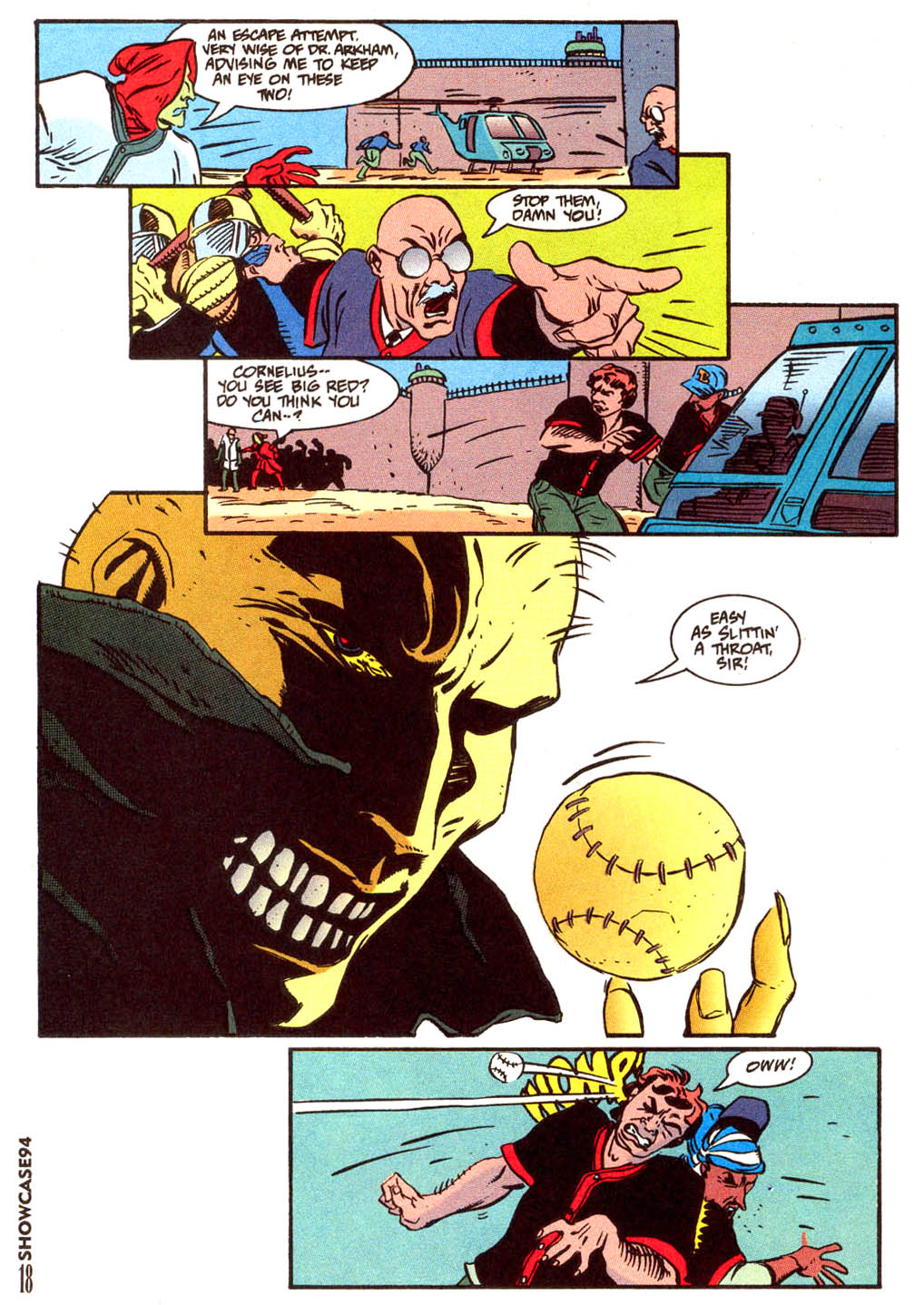 Read online Showcase '94 comic -  Issue #4 - 16