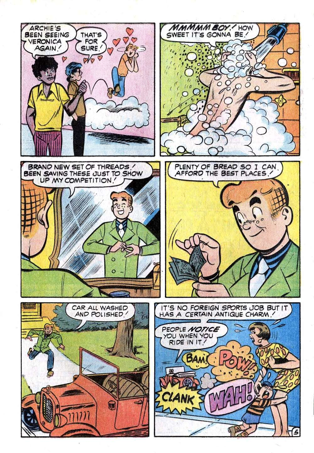 Read online Archie (1960) comic -  Issue #211 - 17