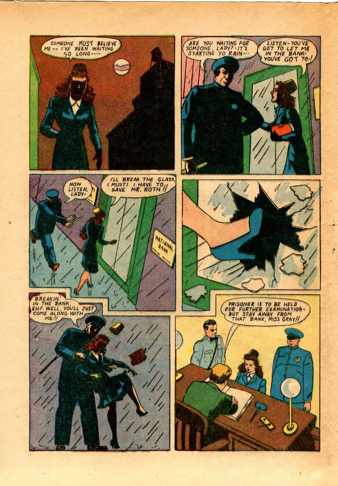 Read online Super-Magician Comics comic -  Issue #33 - 36