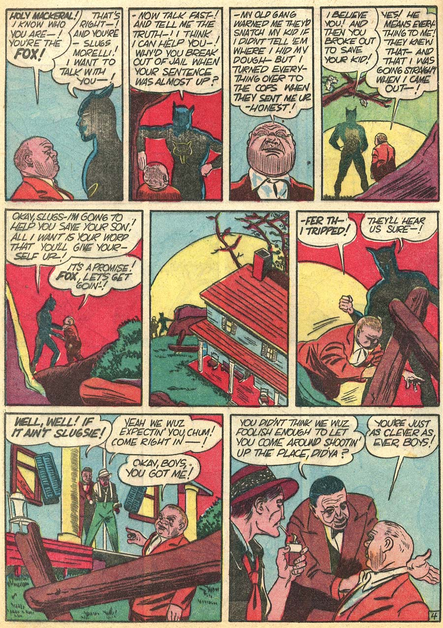 Blue Ribbon Comics (1939) issue 9 - Page 28
