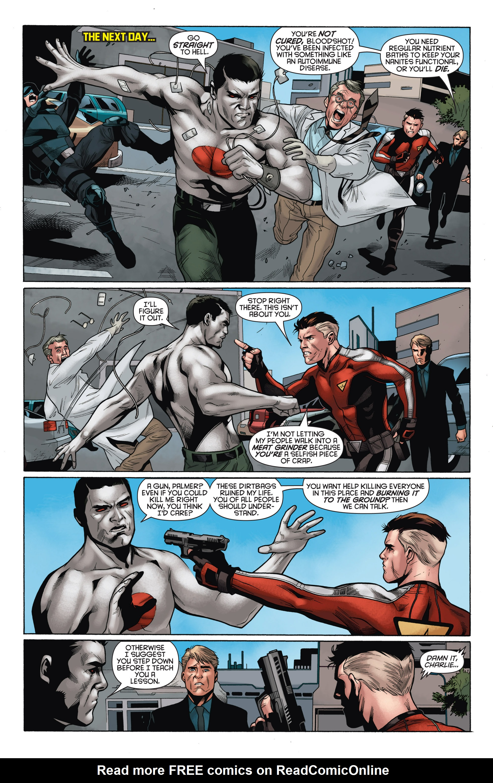 Read online Bloodshot and H.A.R.D.Corps comic -  Issue # TPB 4 - 45