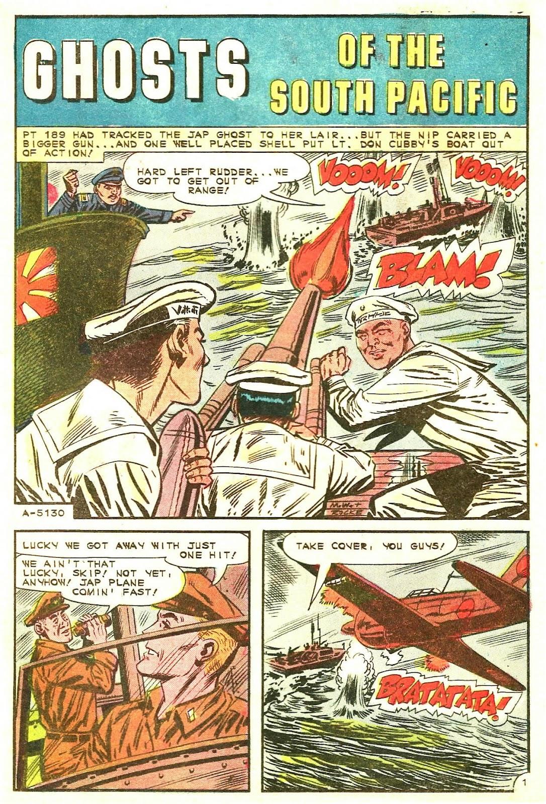 Read online Fightin' Navy comic -  Issue #125 - 25