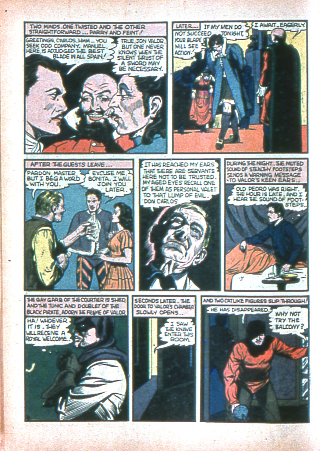Read online Sensation (Mystery) Comics comic -  Issue #2 - 18