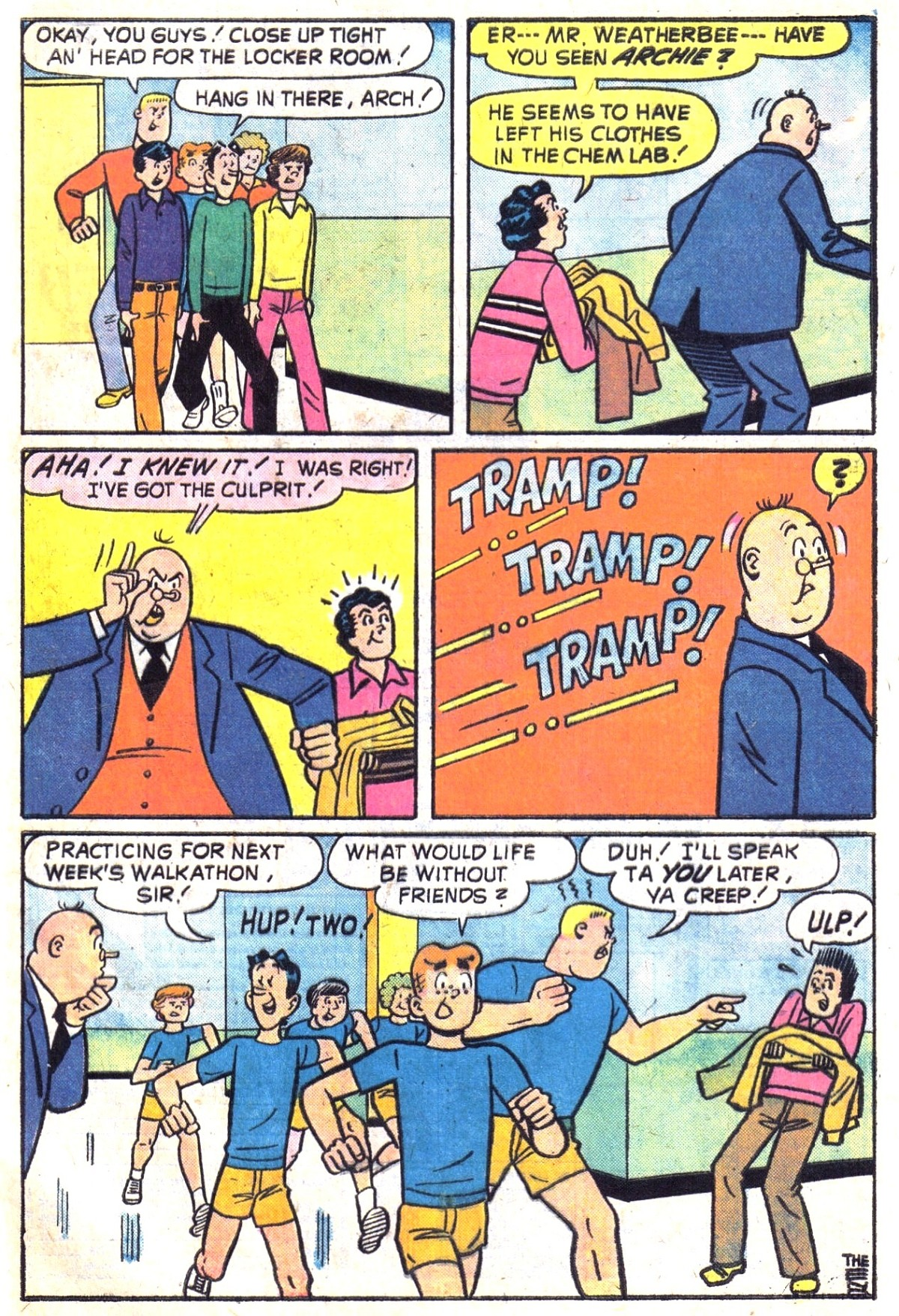Read online Archie (1960) comic -  Issue #241 - 33