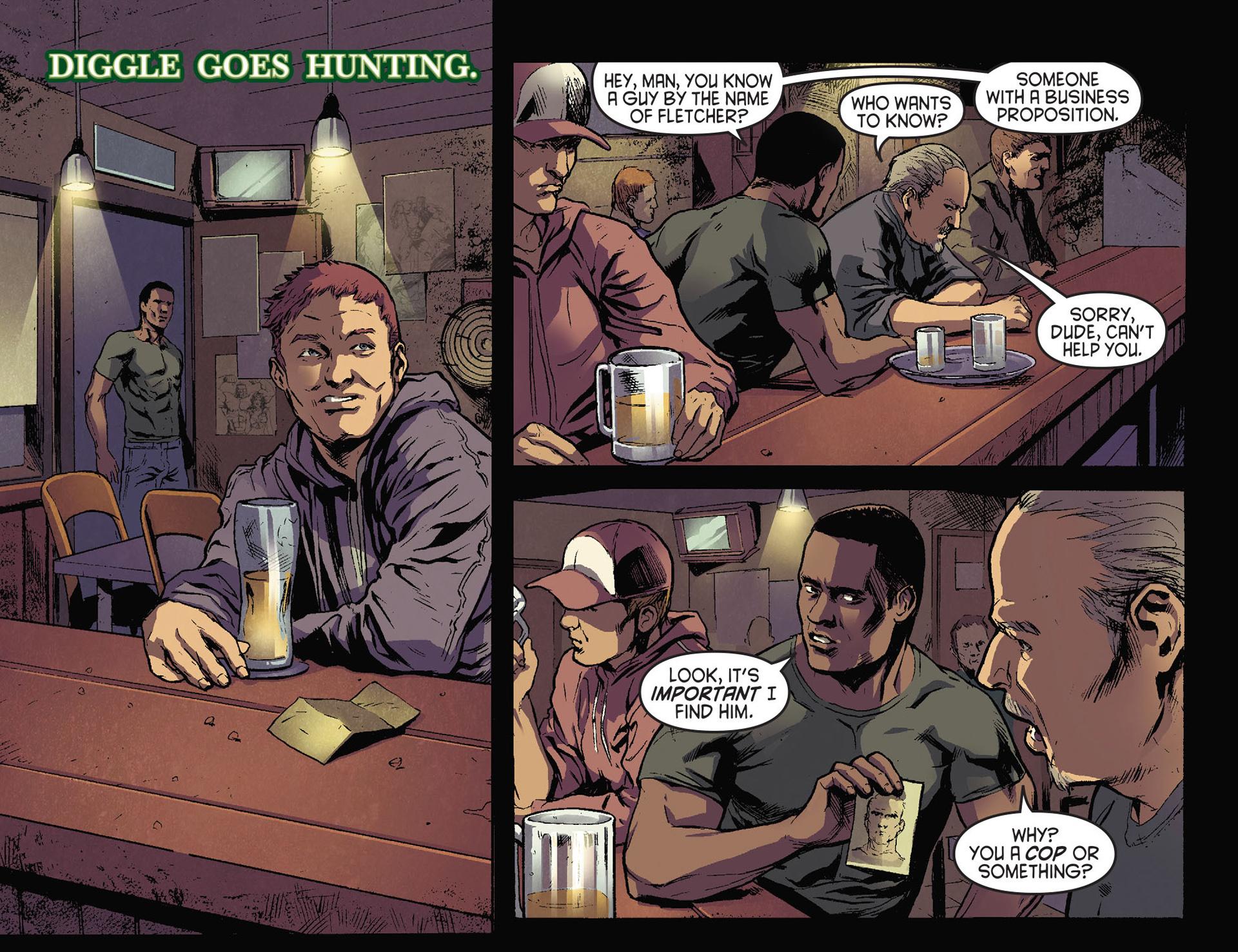 Read online Arrow [II] comic -  Issue #28 - 13
