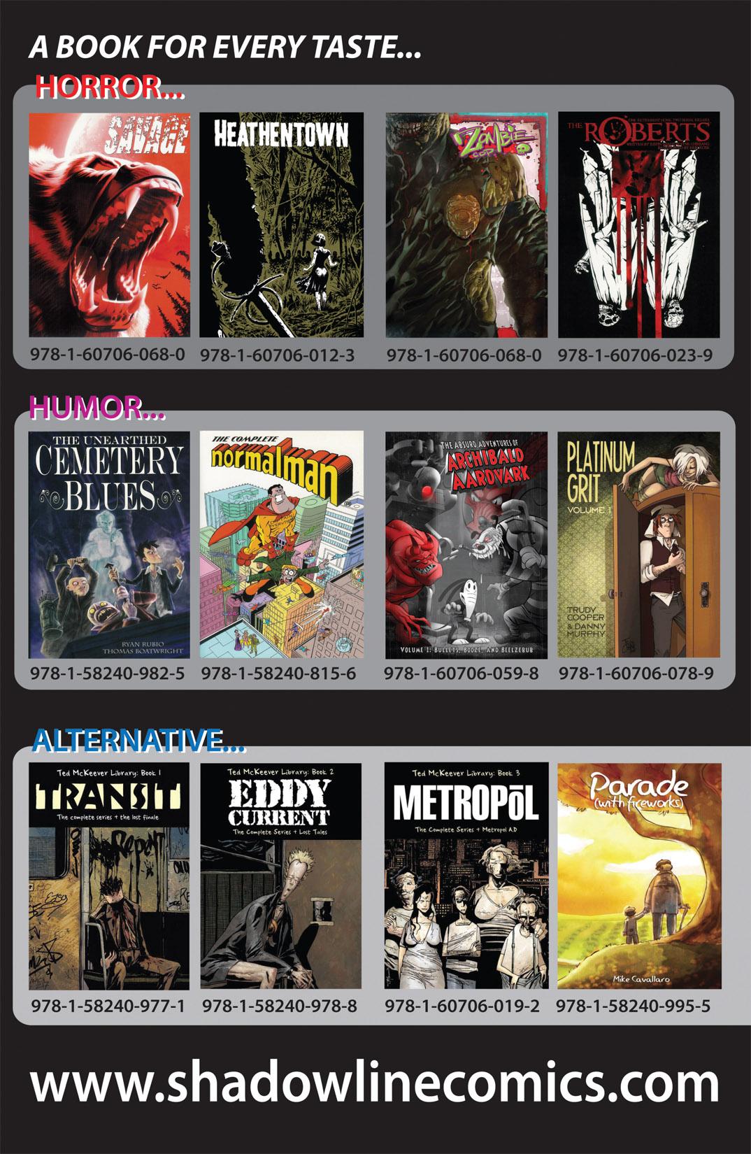 Read online Nightmare World comic -  Issue # Vol. 1 Thirteen Tales of Terror - 129