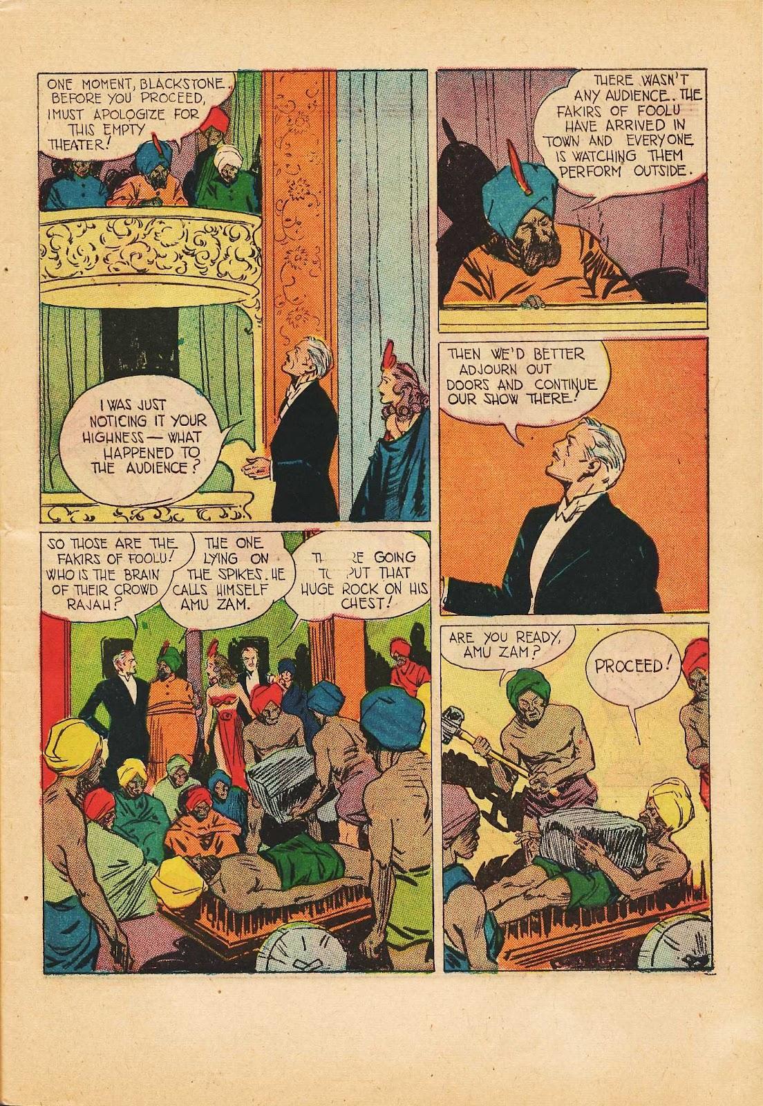 Super-Magician Comics issue 22 - Page 5