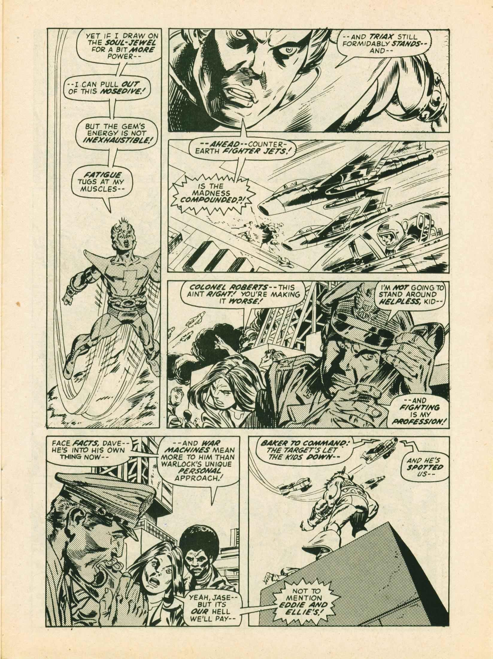 Read online Future Tense comic -  Issue #19 - 25