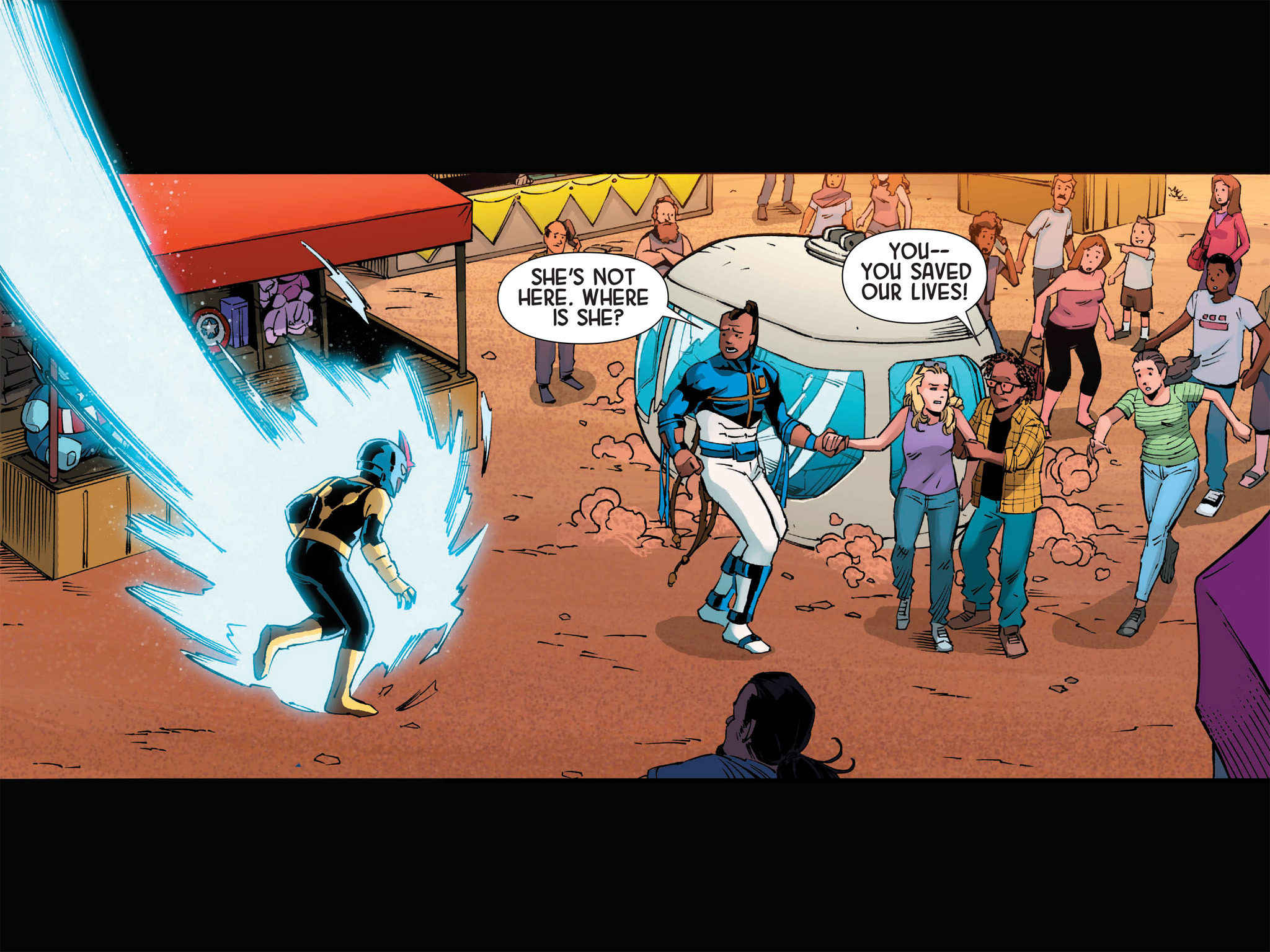 Read online A Year Of Marvels: June Infinite Comic comic -  Issue #A Year Of Marvels: June Infinite Comic Full - 12