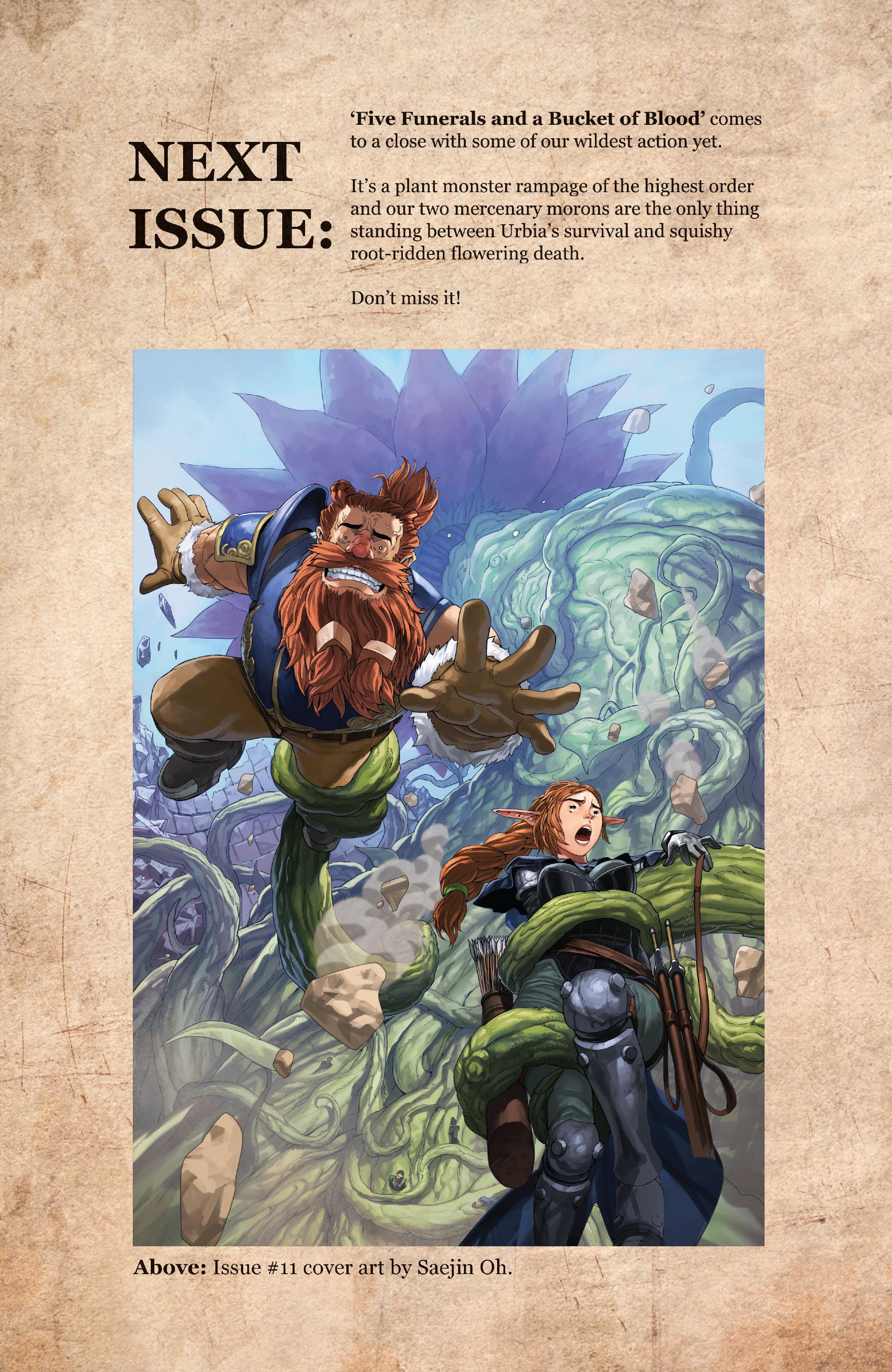 Read online Skullkickers comic -  Issue #10 - 23