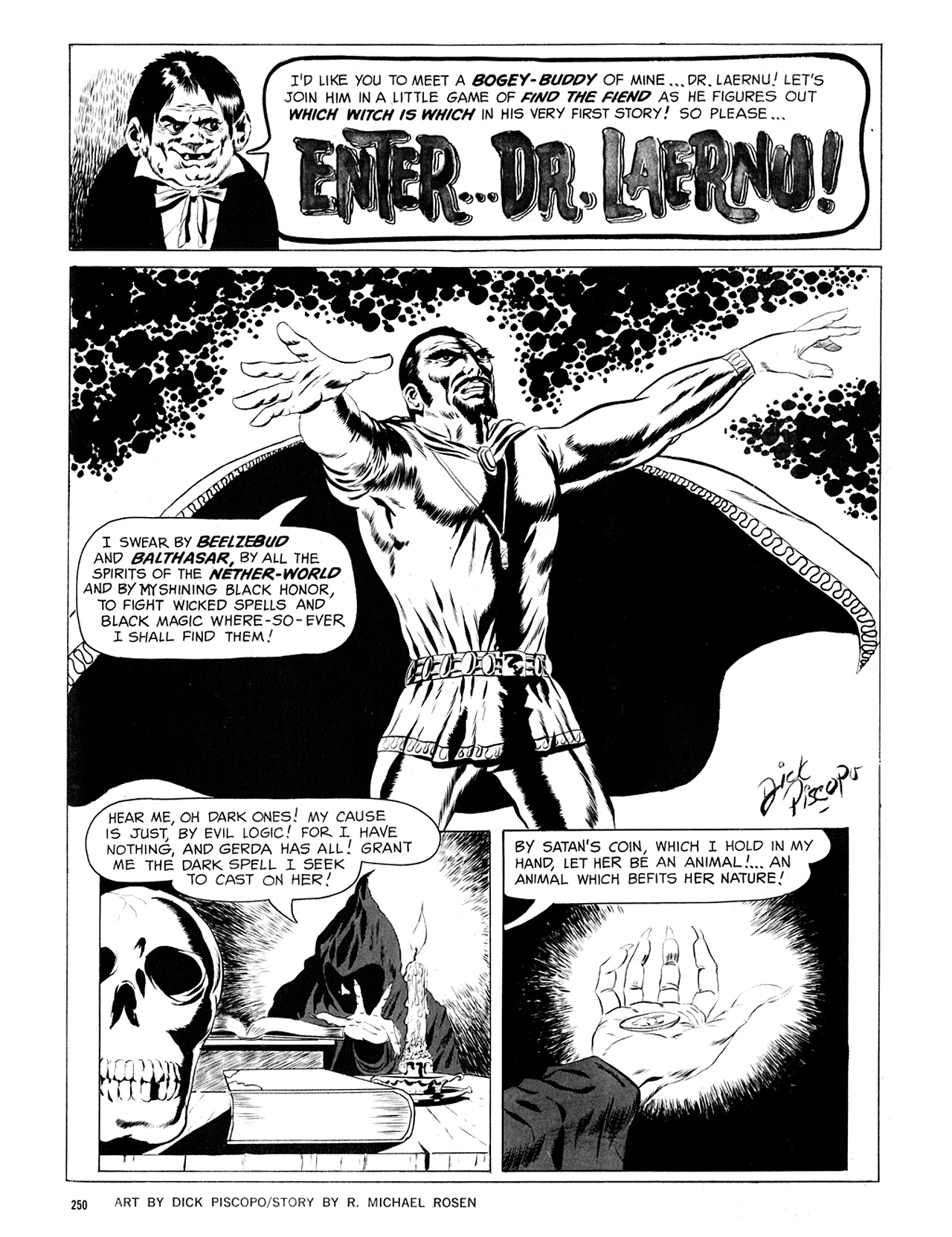 Read online Eerie Archives comic -  Issue # TPB 5 - 251