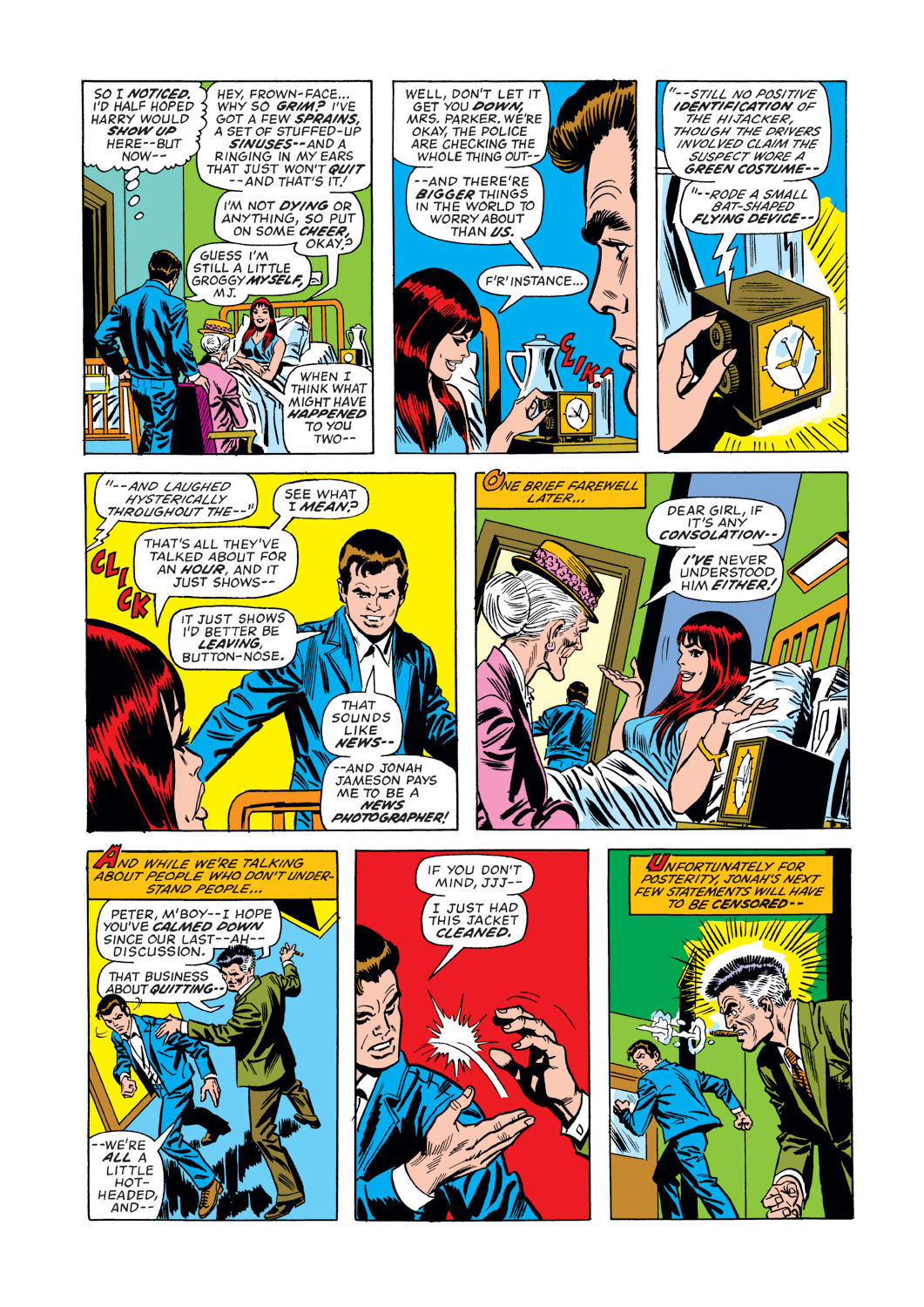 The Amazing Spider-Man (1963) 137 Page 6