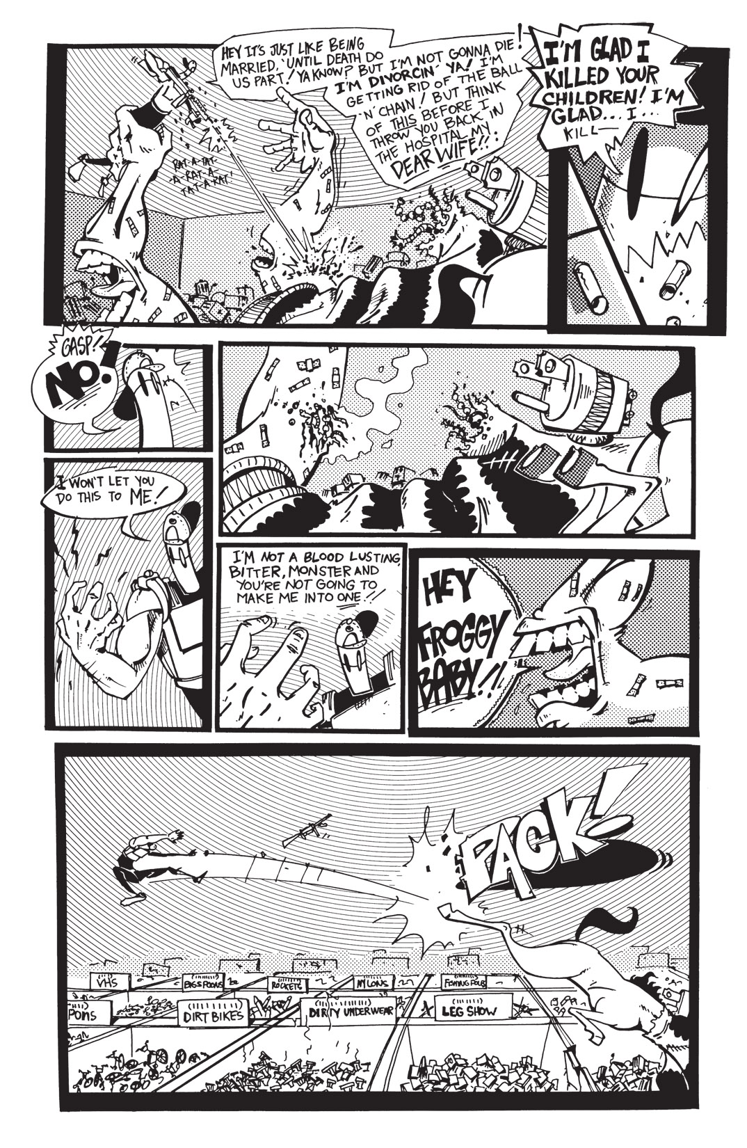 Read online Scud: The Disposable Assassin: The Whole Shebang comic -  Issue # TPB (Part 2) - 22