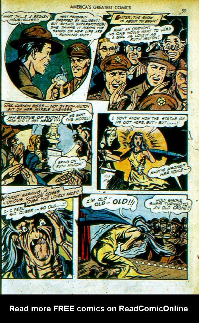 Read online America's Greatest Comics comic -  Issue #4 - 60