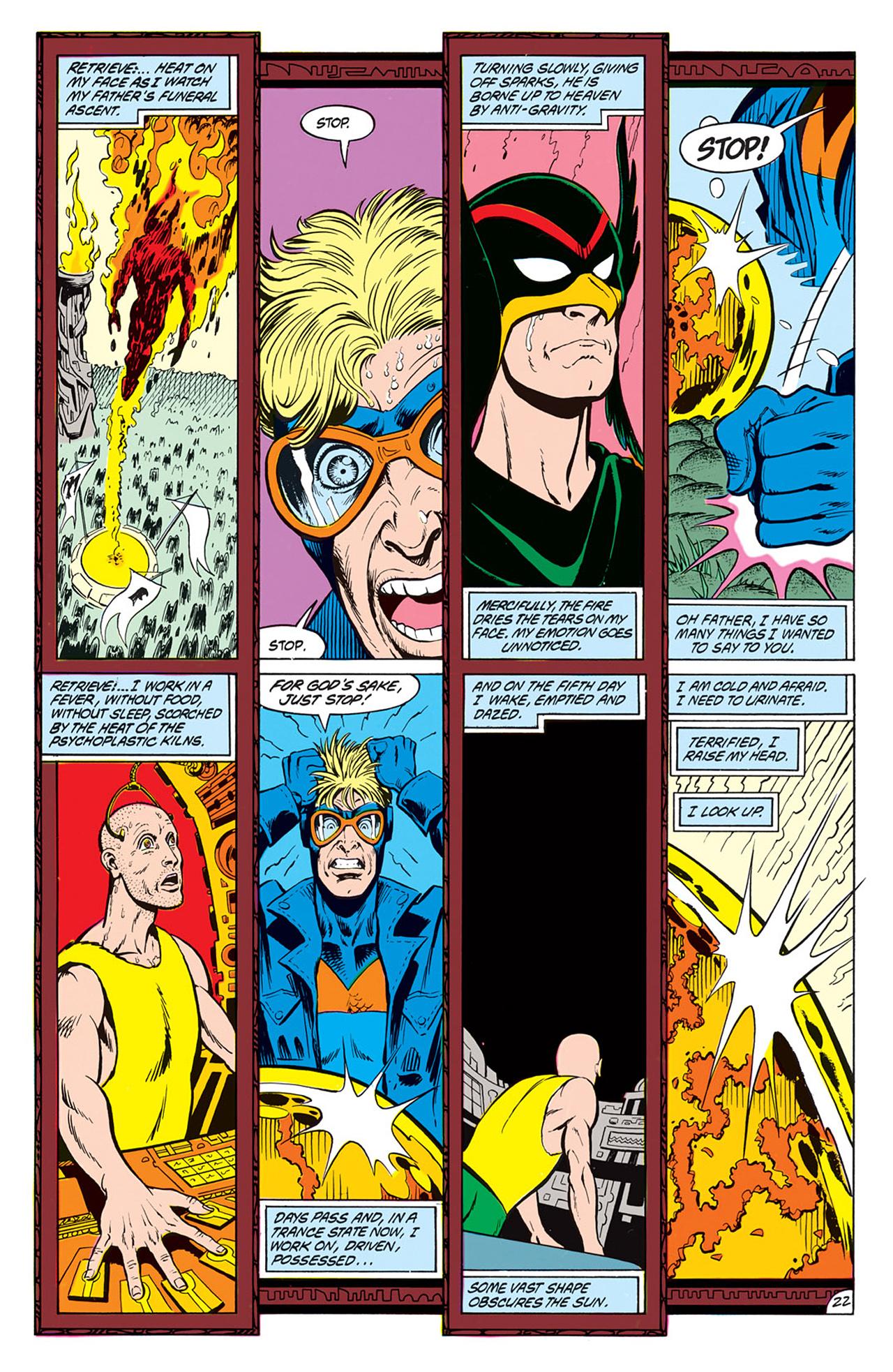 Read online Animal Man (1988) comic -  Issue #6 - 24