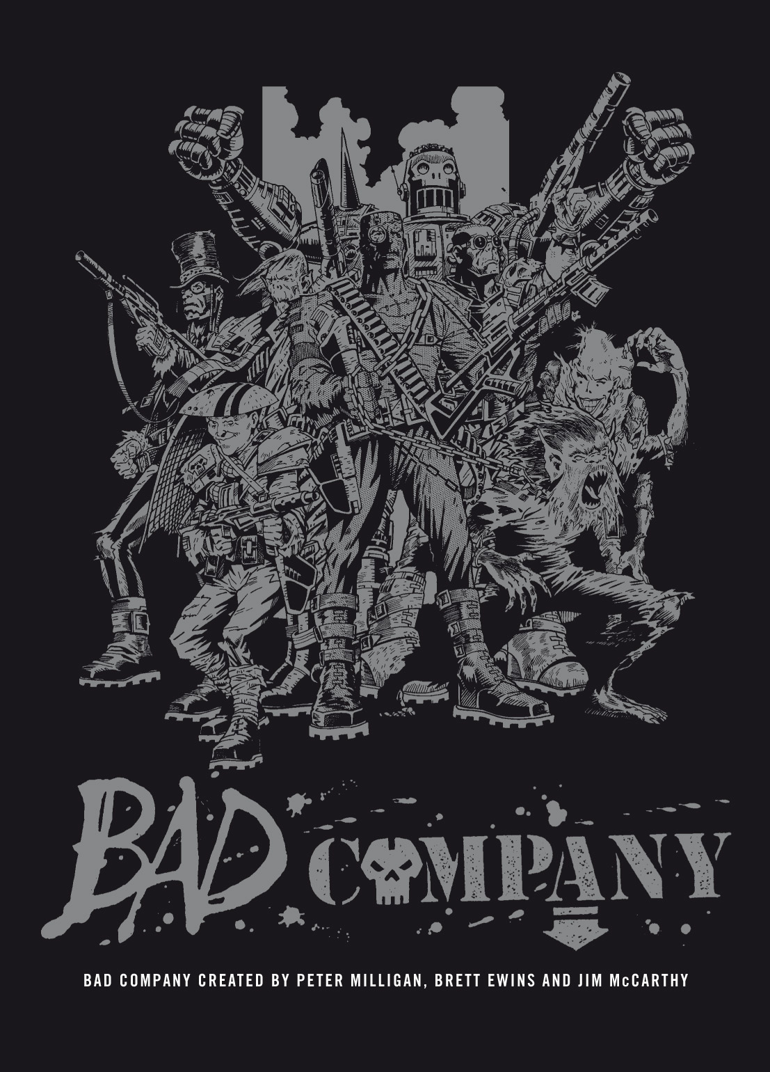 Read online The Complete Bad Company comic -  Issue # TPB - 3
