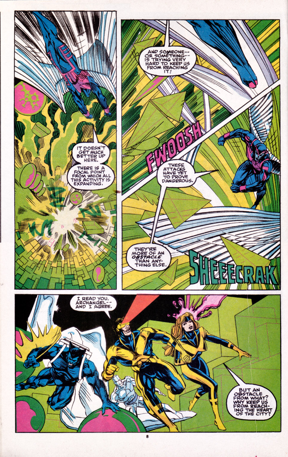 Read online X-Factor (1986) comic -  Issue # _ Annual 6 - 7