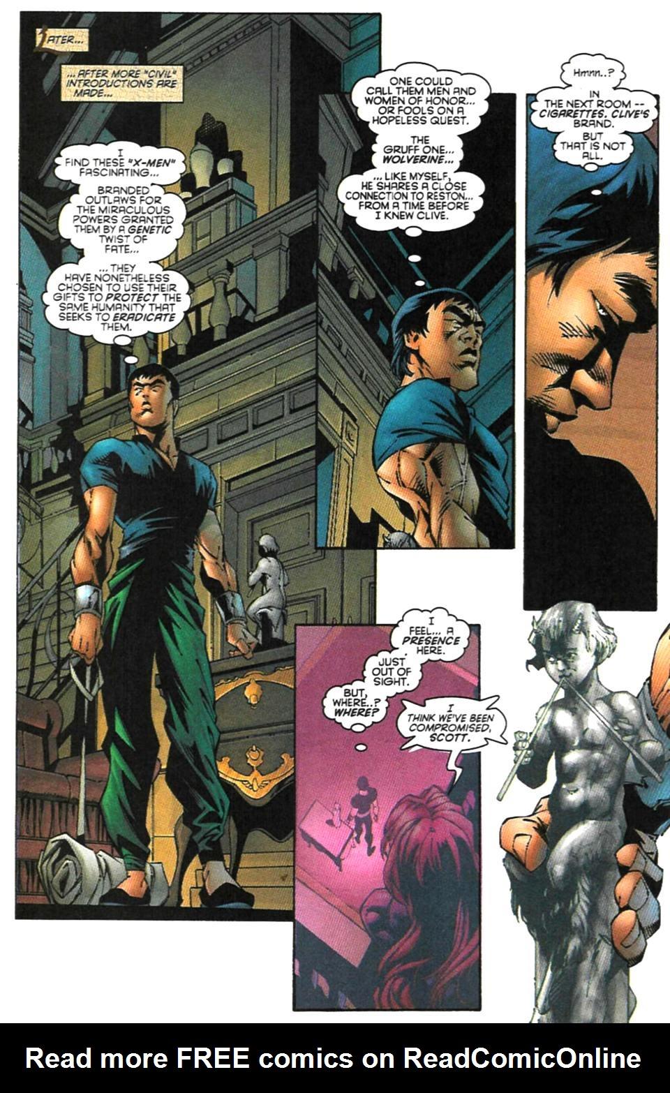 X-Men (1991) 62 Page 12