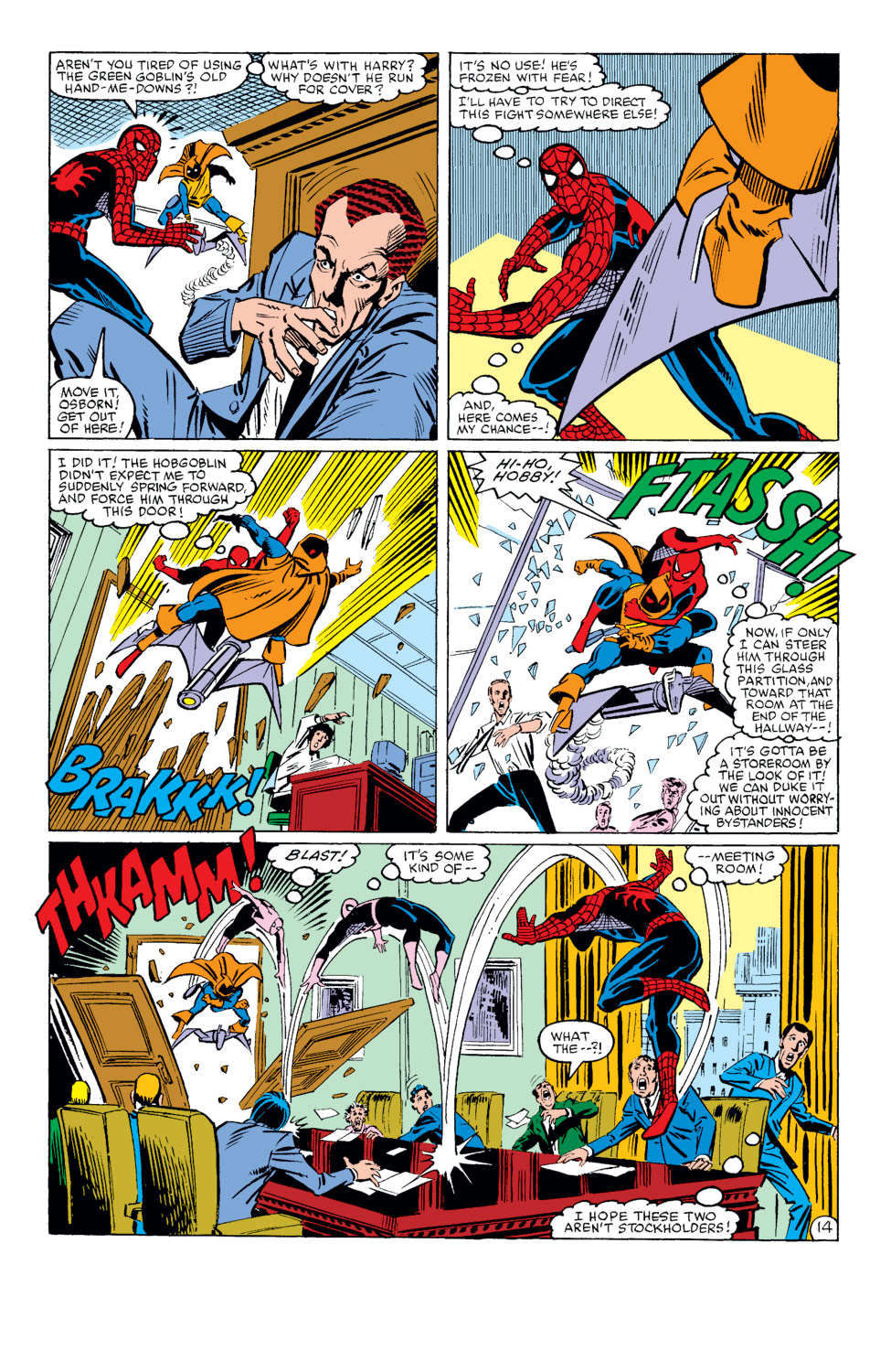 The Amazing Spider-Man (1963) 260 Page 14