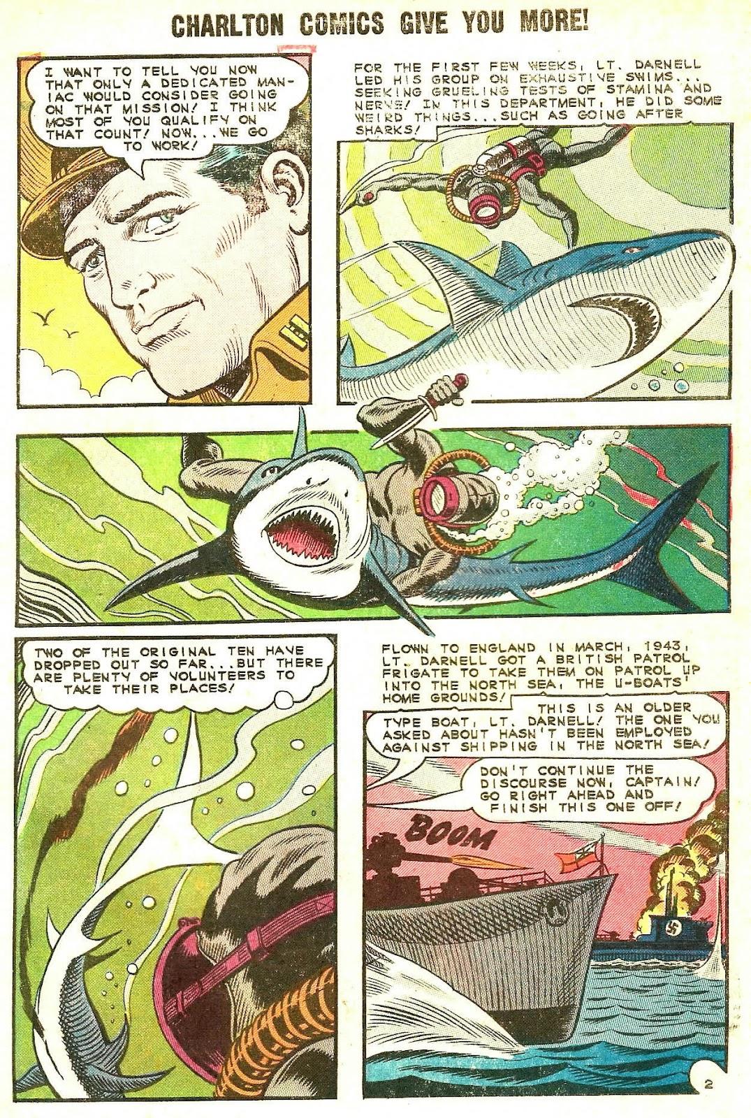 Read online Fightin' Navy comic -  Issue #120 - 27