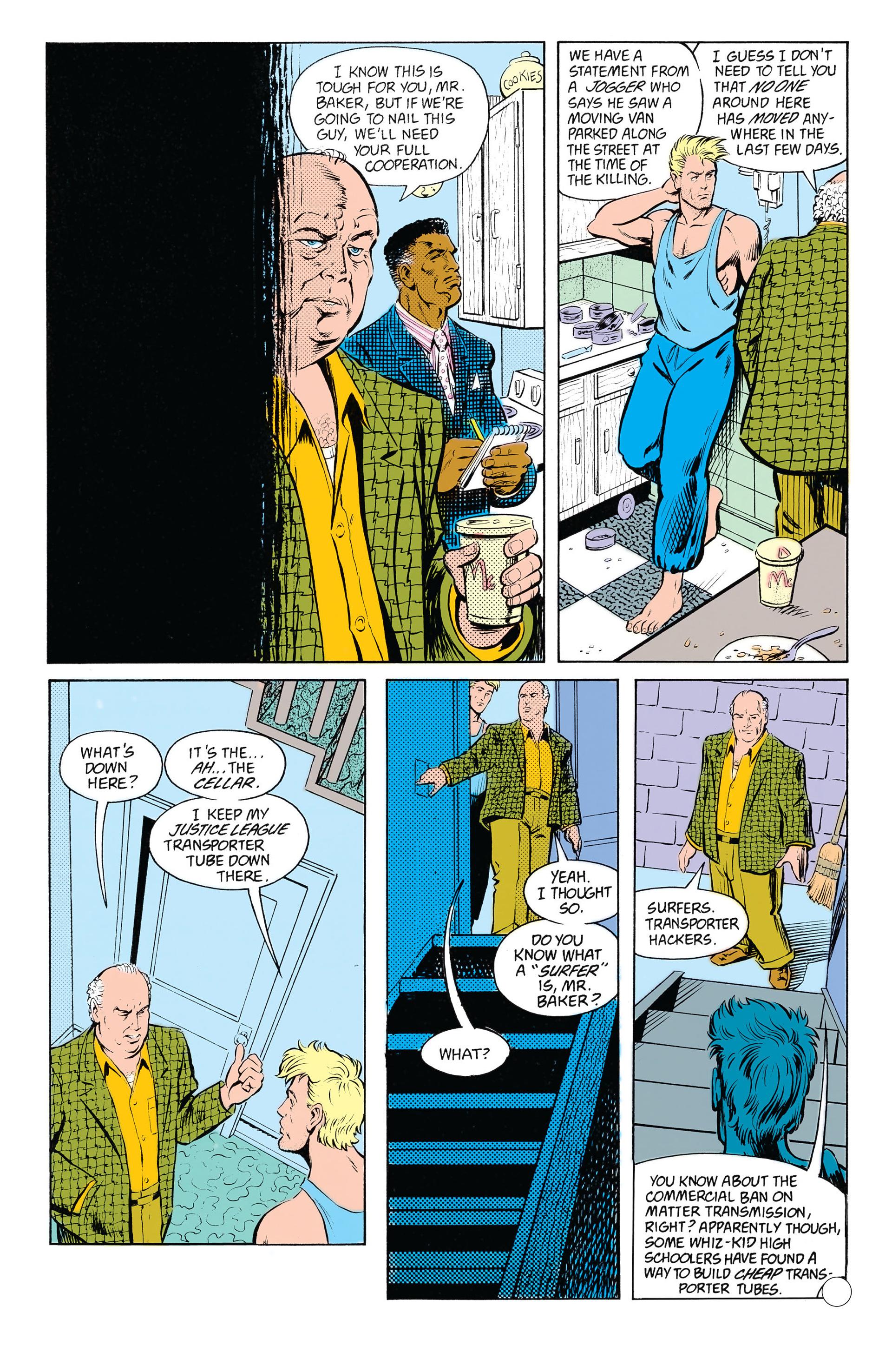 Read online Animal Man (1988) comic -  Issue #20 - 17