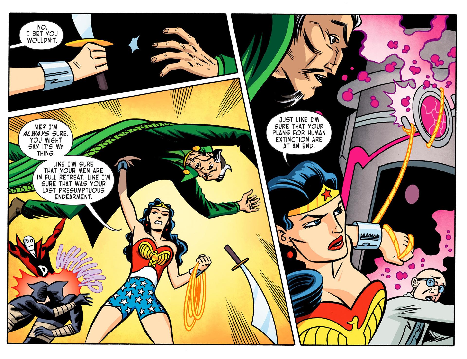 Read online Sensation Comics Featuring Wonder Woman comic -  Issue #8 - 18