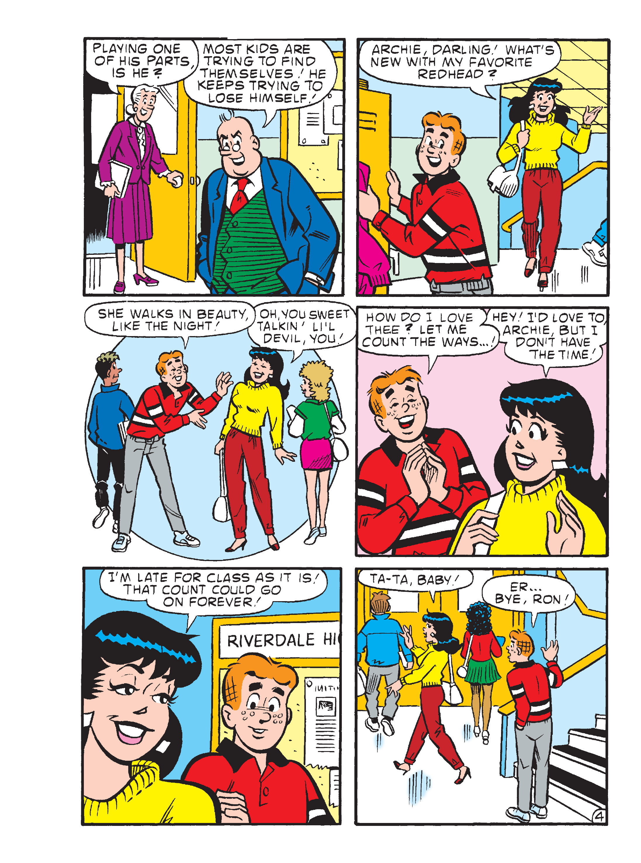 Read online World of Archie Double Digest comic -  Issue #55 - 124