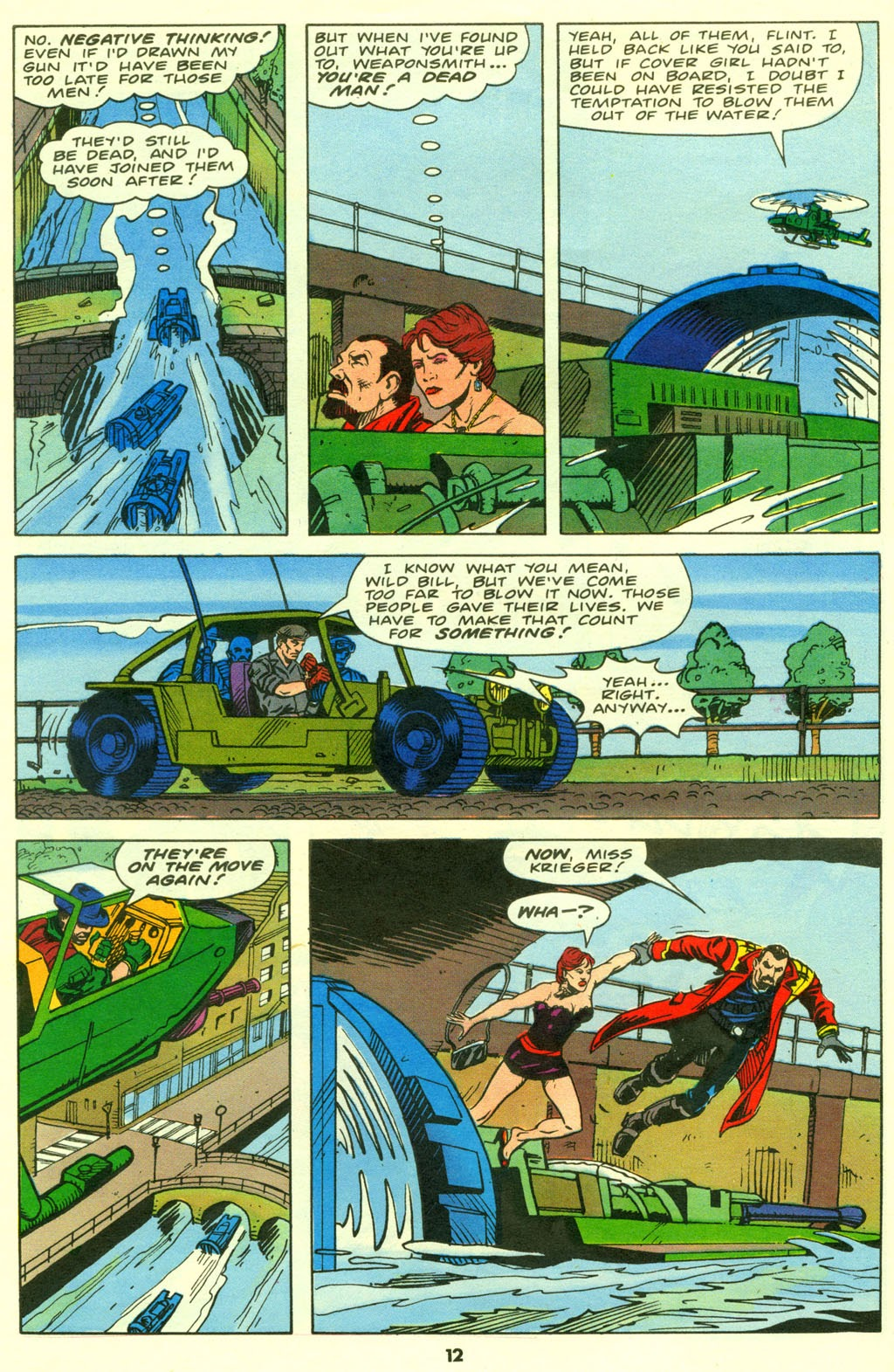 G.I. Joe European Missions issue 9 - Page 13