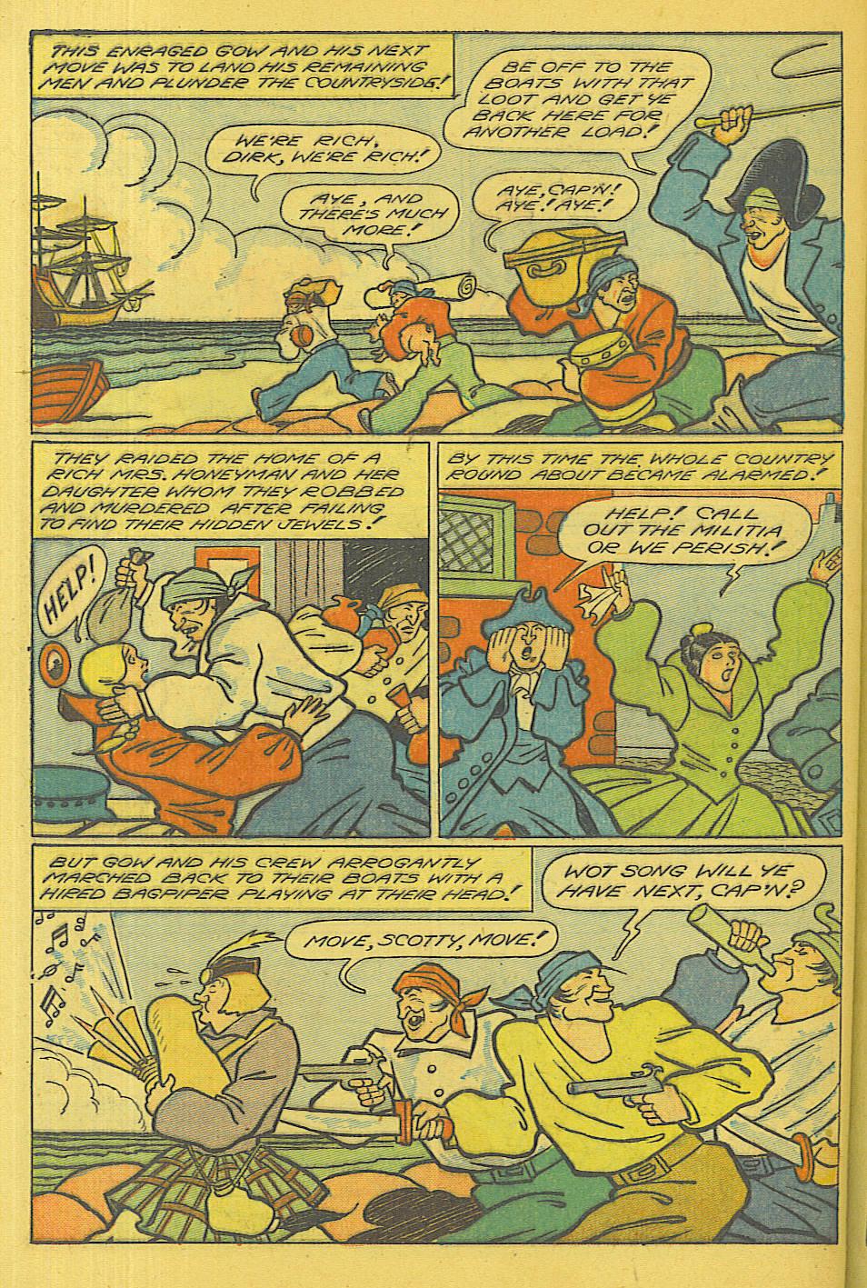 Read online Shadow Comics comic -  Issue #71 - 34