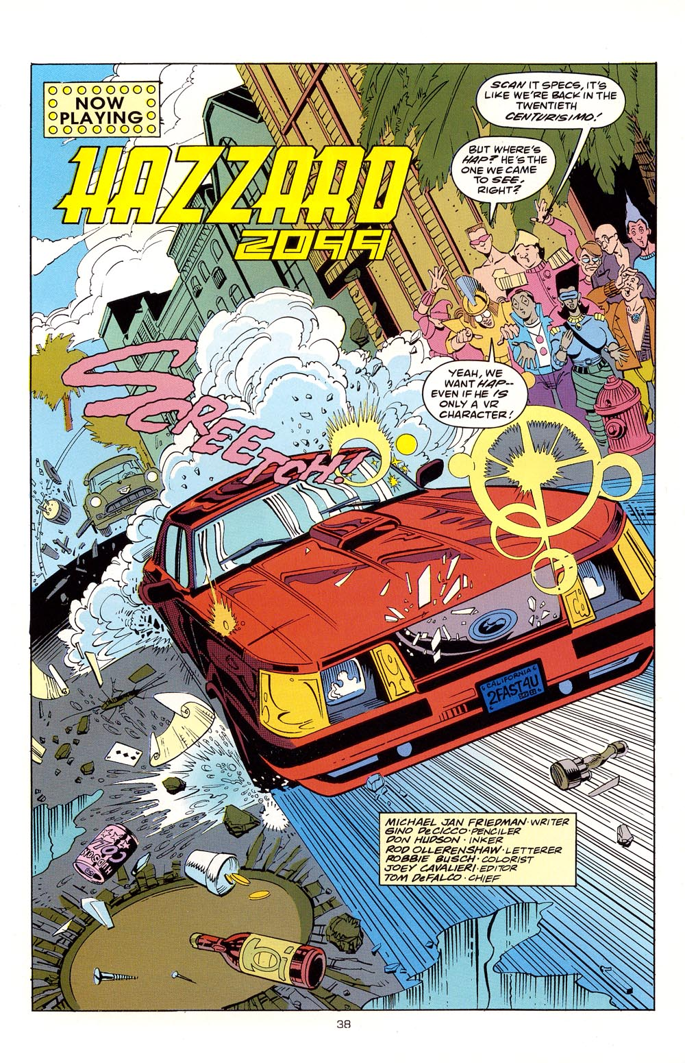 Read online 2099 Unlimited comic -  Issue #5 - 32