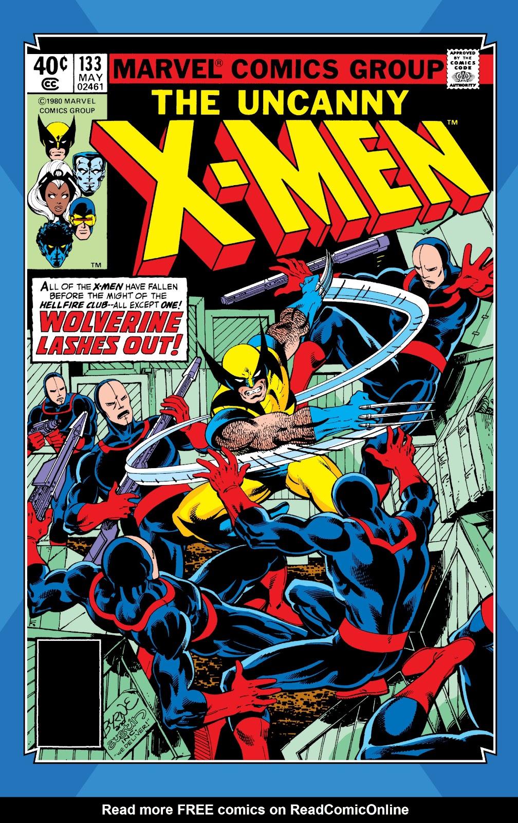 Read online X-Men Milestones: Dark Phoenix Saga comic -  Issue # TPB (Part 1) - 77