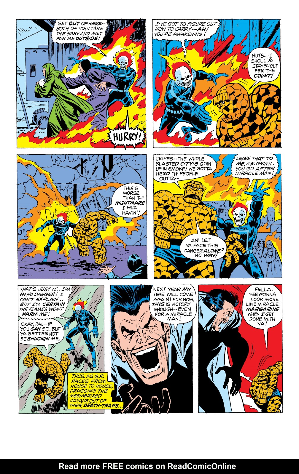 Read online Marvel Two-In-One Epic Collection: Cry Monster comic -  Issue # TPB (Part 2) - 96