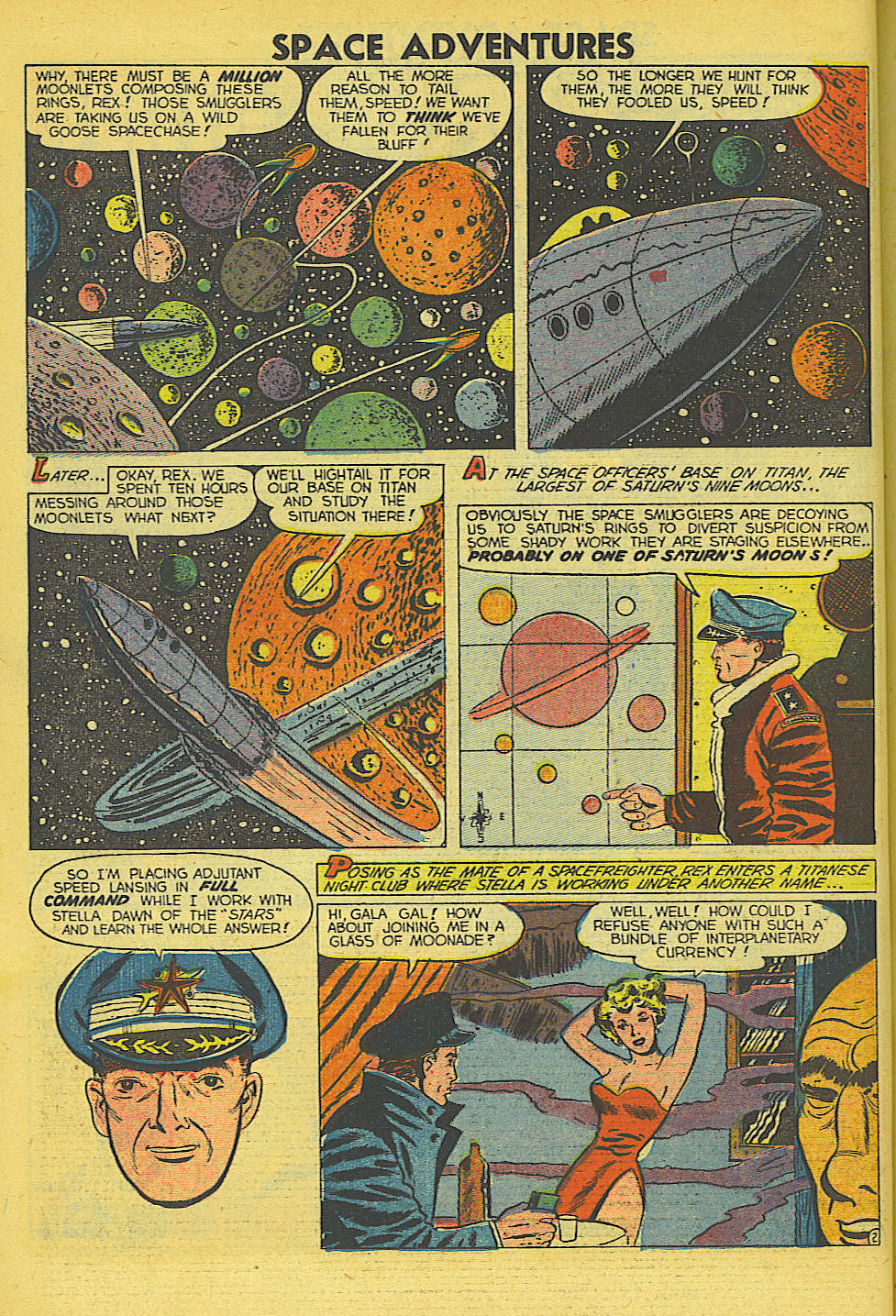 Read online Space Adventures comic -  Issue #5 - 13