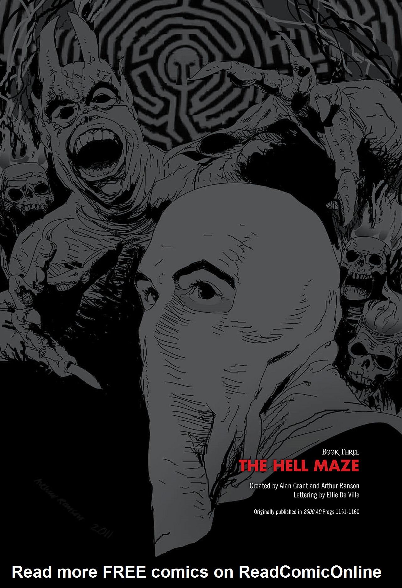 Read online Mazeworld comic -  Issue # TPB - 126