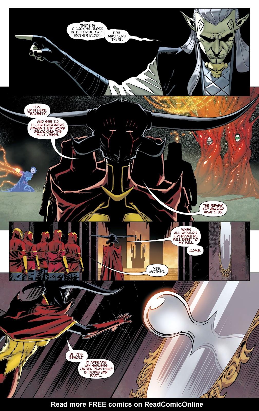 Read online Titans (2016) comic -  Issue #35 - 5