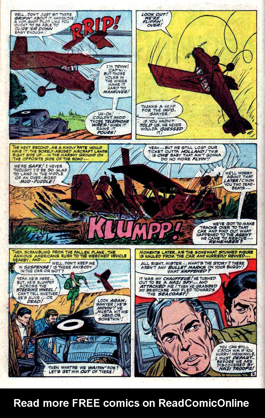 Read online Sgt. Fury comic -  Issue #34 - 14