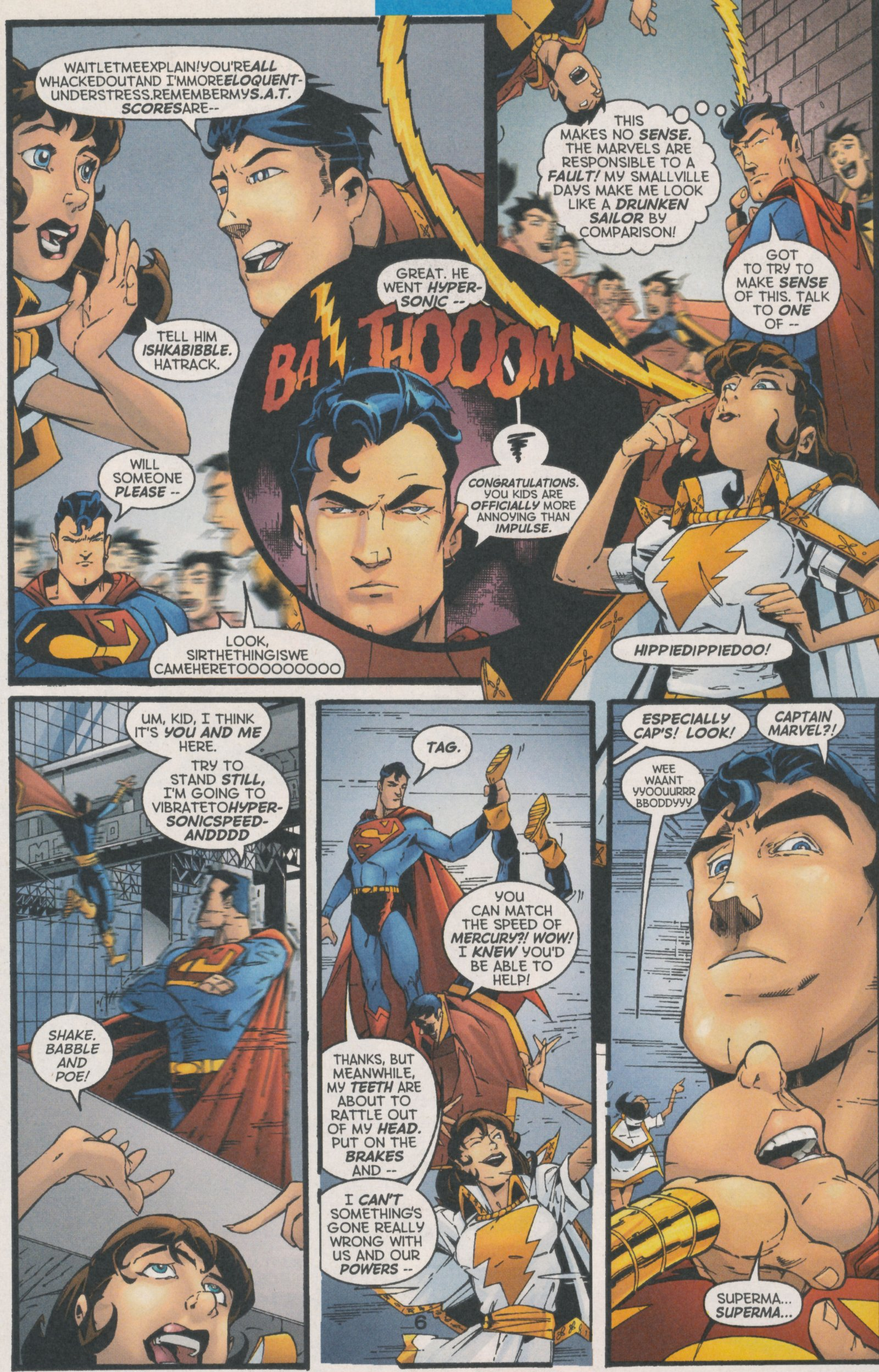 Action Comics (1938) 768 Page 6