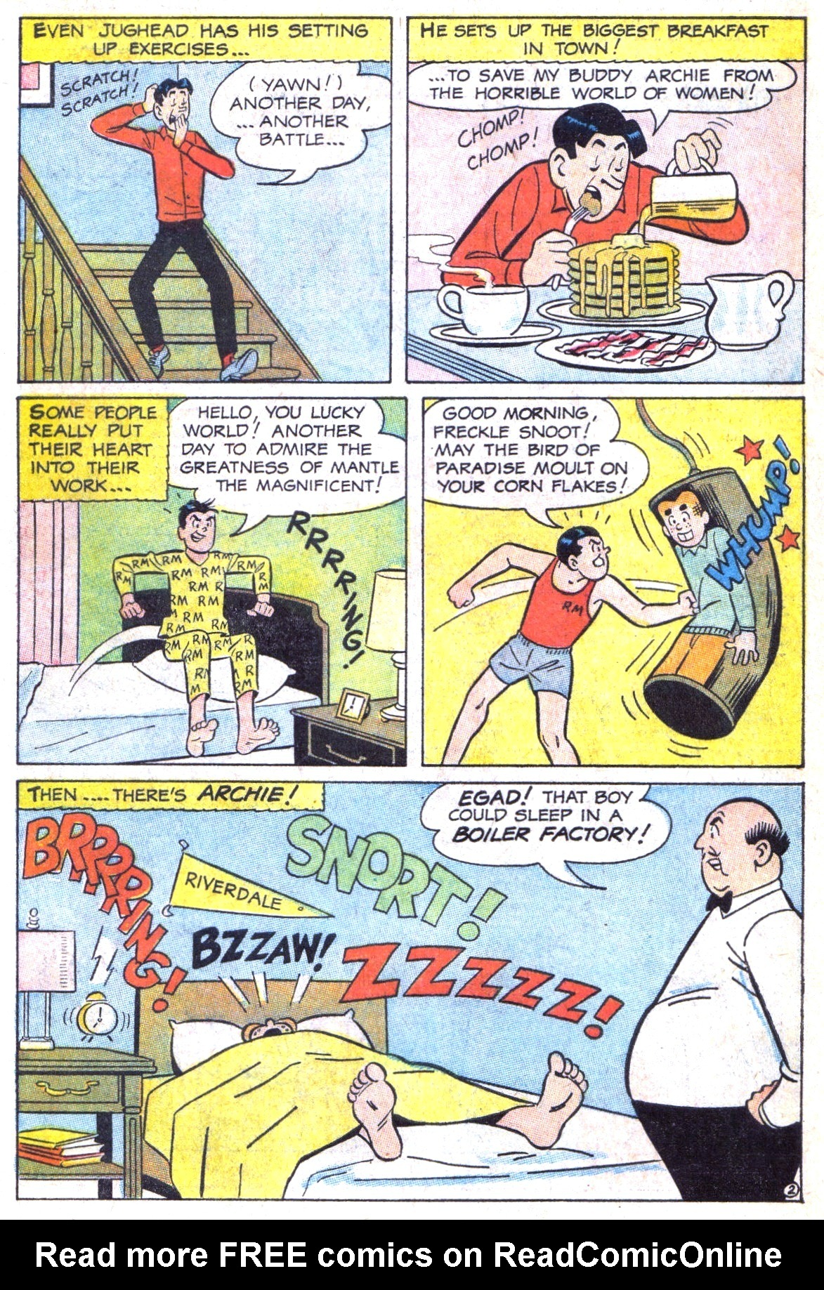 Read online Archie (1960) comic -  Issue #173 - 30