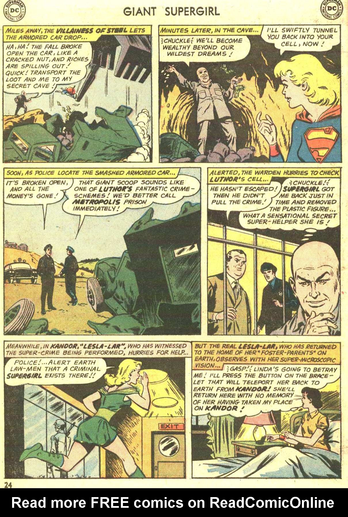 Read online Action Comics (1938) comic -  Issue #360 - 24