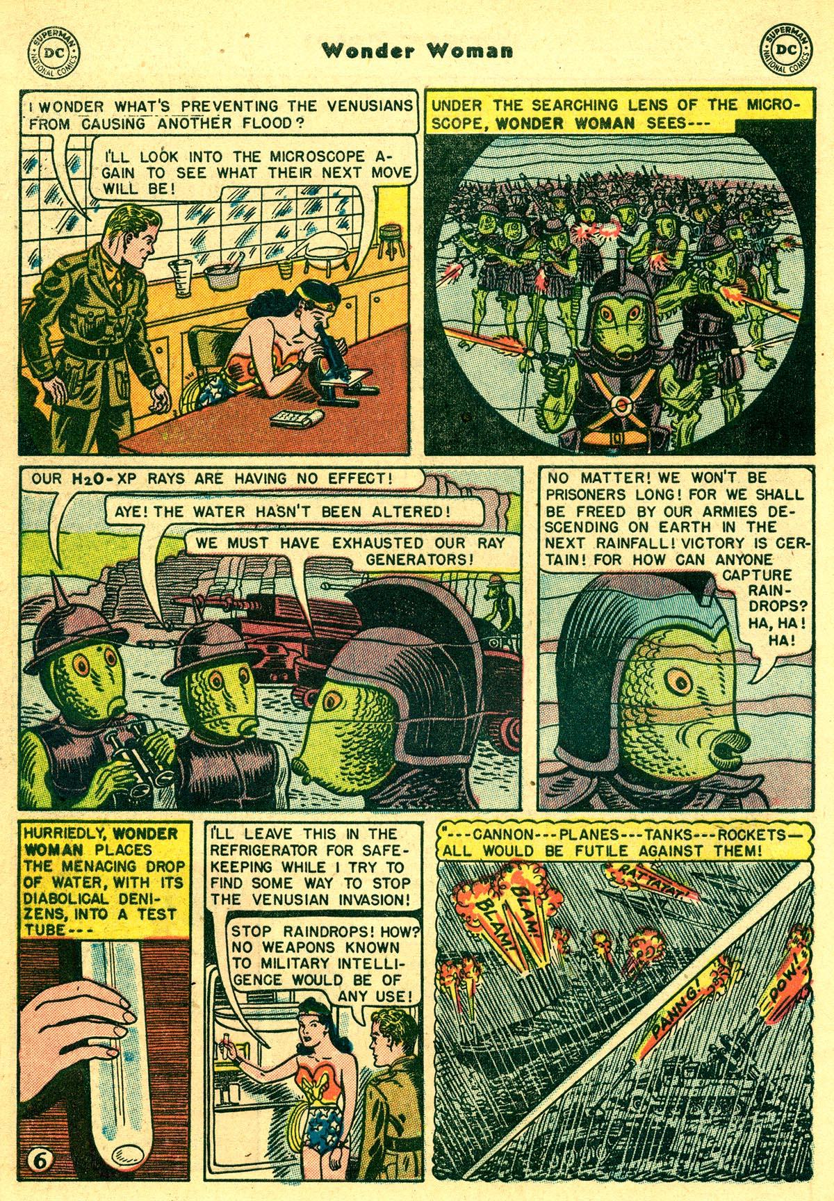 Read online Wonder Woman (1942) comic -  Issue #55 - 38