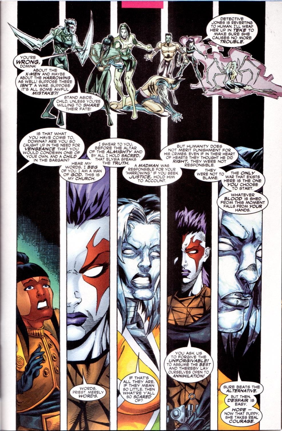 X-Men (1991) 106 Page 37