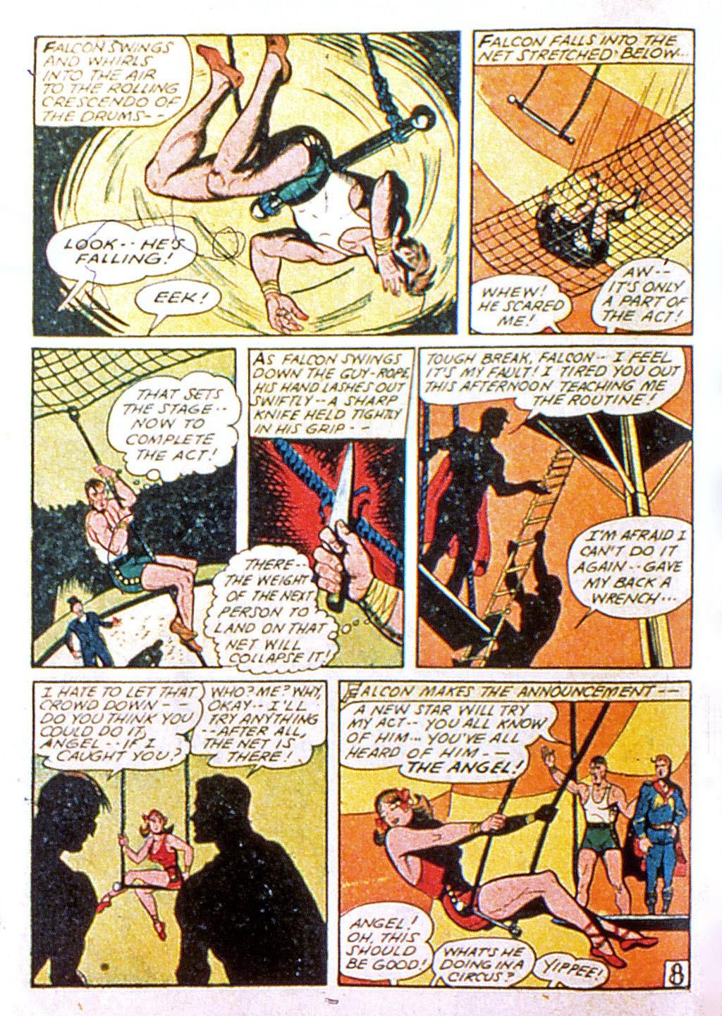 Read online Mystic Comics (1944) comic -  Issue #1 - 10